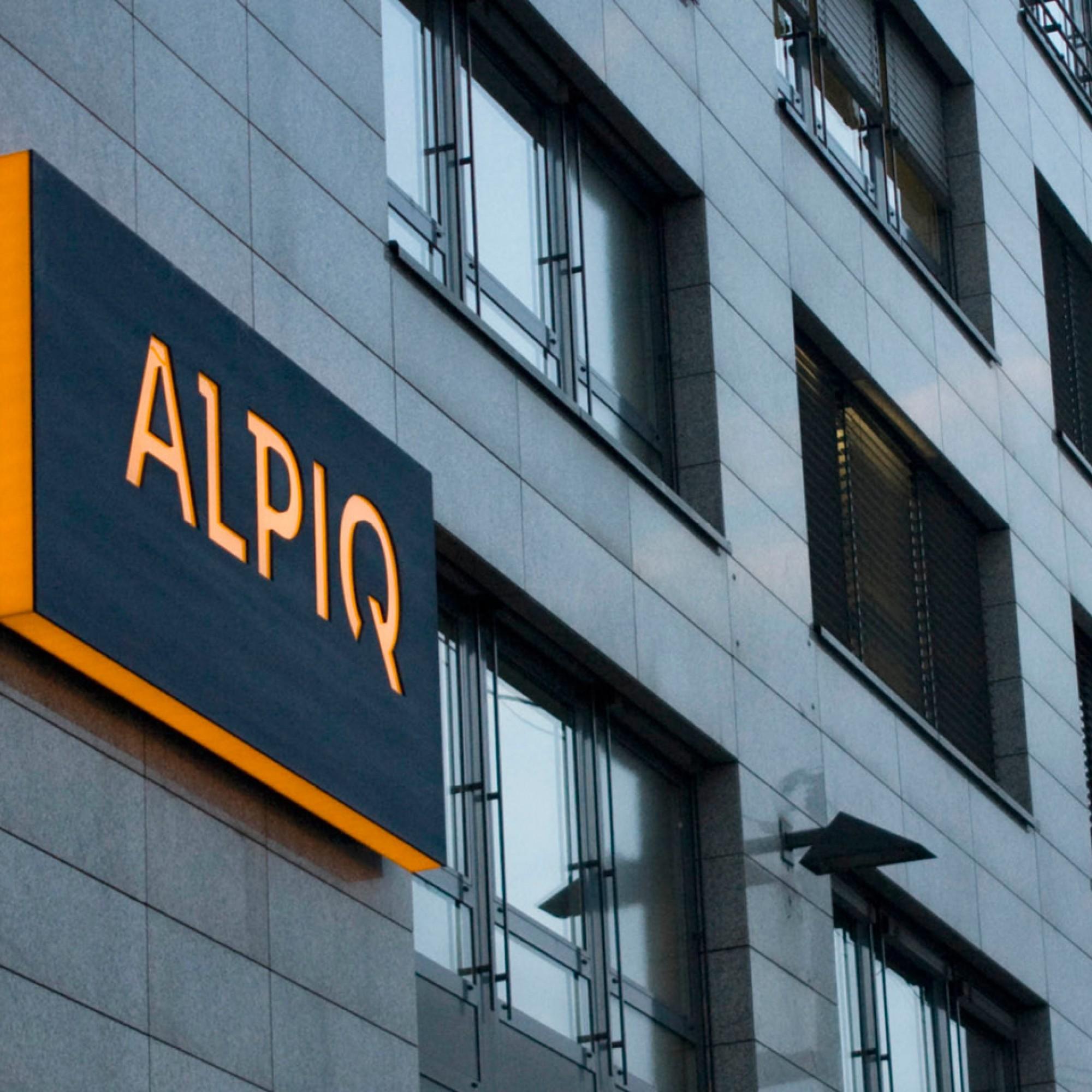 Alpiq-Gebäude in Olten