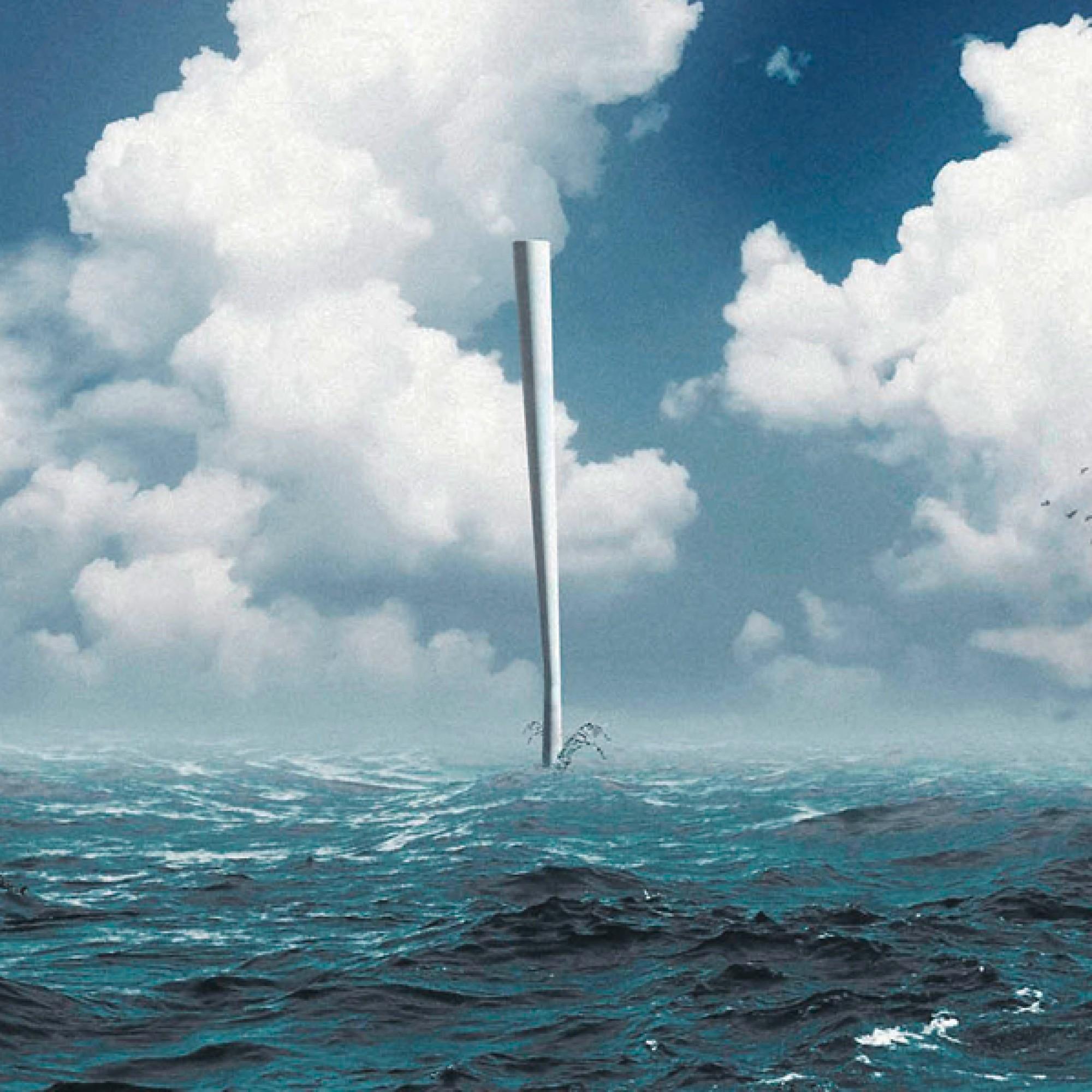 Ob die Windstäbe den -turbinen dereinst Konkurrenz machen. muss sich erst noch zeigen. (zvg)