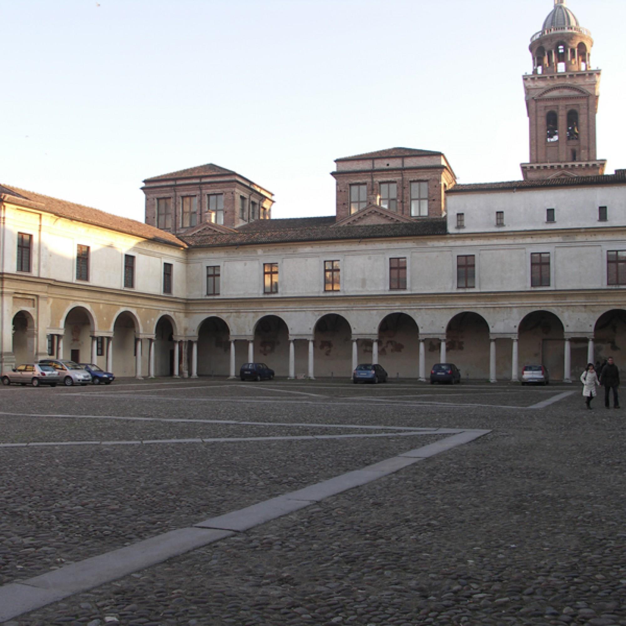 1,5 Millionen Euro fliessen in die Restaurierung des Palazzo Ducale in Mantua. (Foto: Emmeu_Wikimedia Commons)