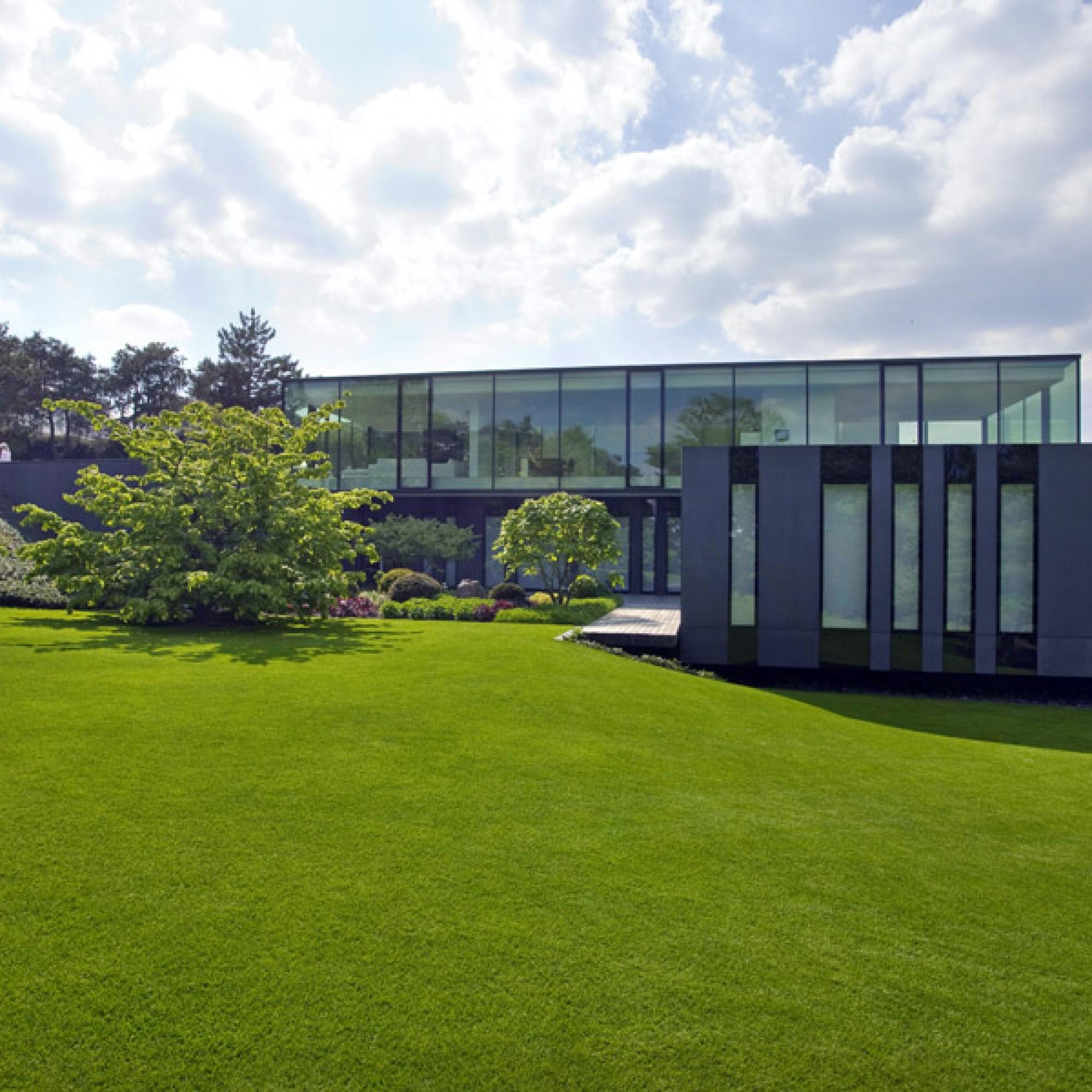 …und seine Experimentalbauten: Haus S3…