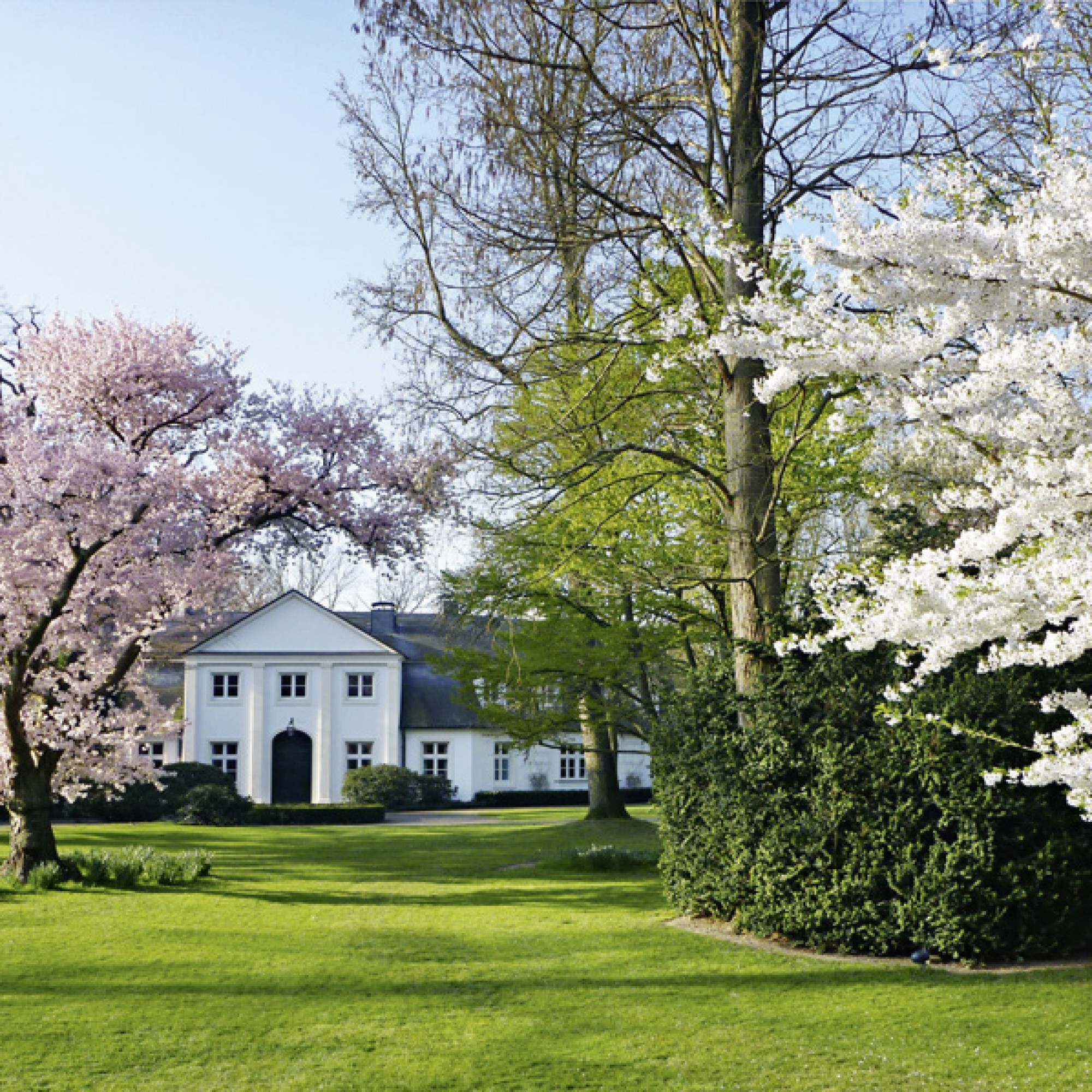 Sonderpreis: Englischer Garten in Meerbusch, WKM Weber Klein Maas Landschaftsarchitekten. (Callwey Verlag)