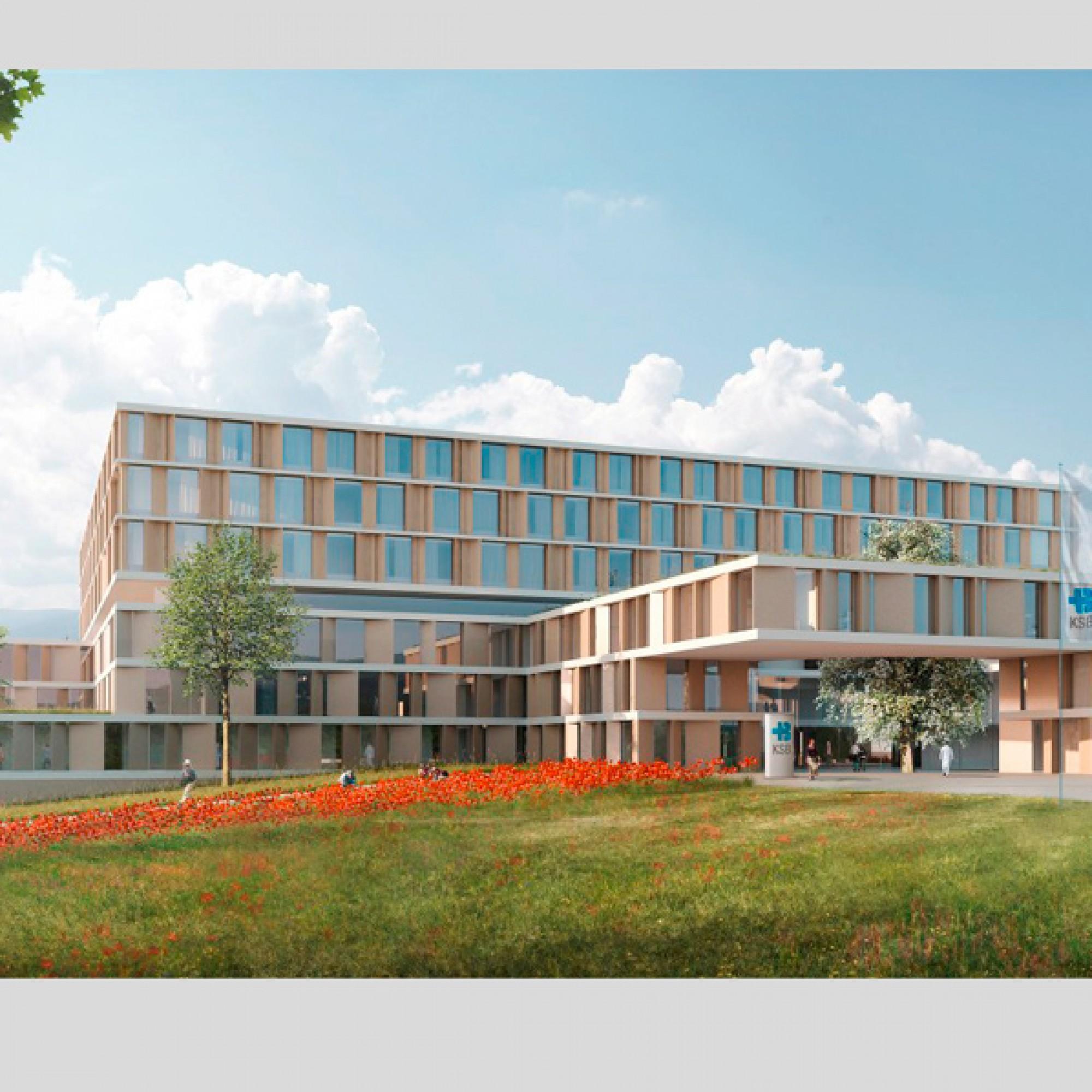 Der Neubau soll flexibel erweitert werden können. (KSB/PD) 1/2