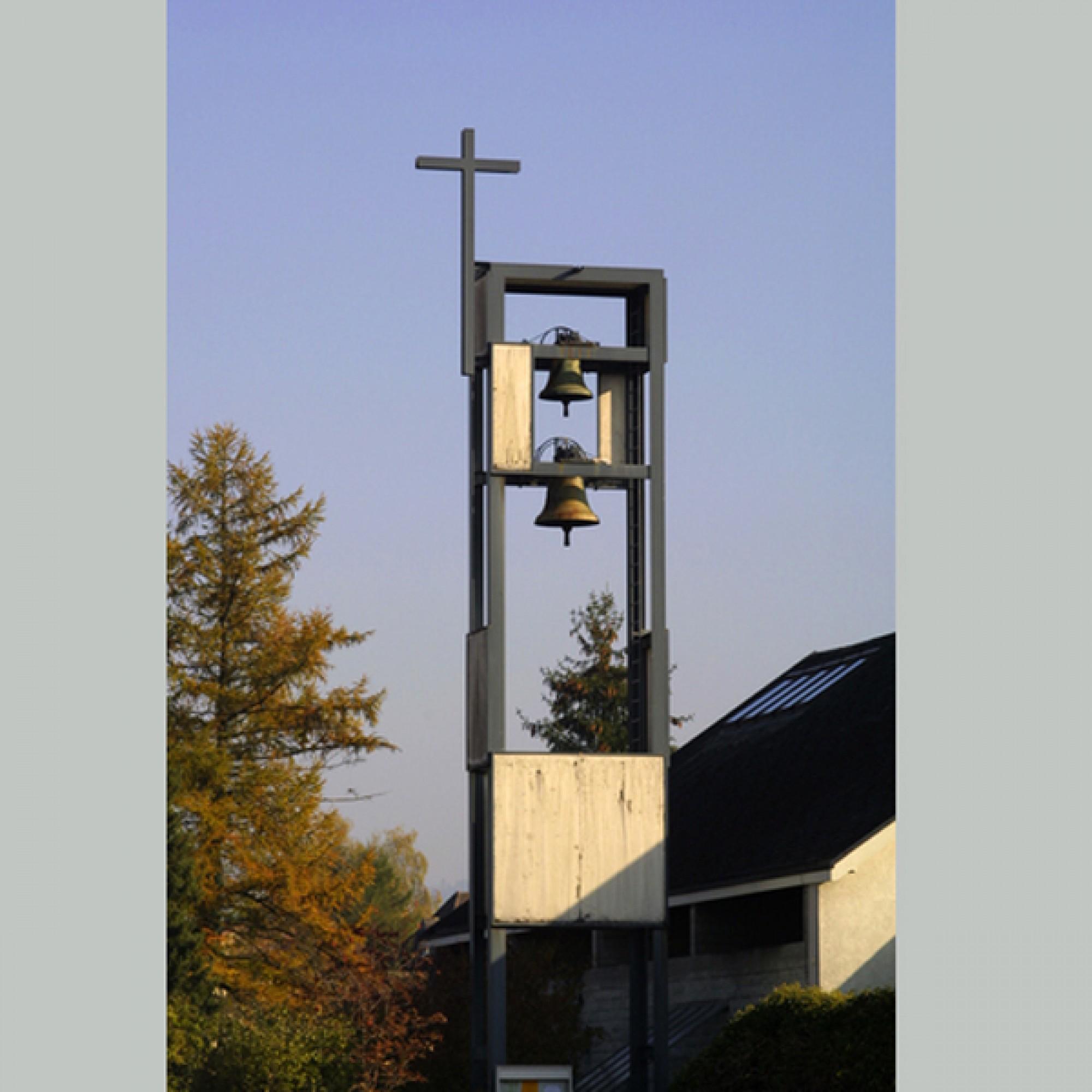 Kirche Mutter Gottes in Kölliken (zvg)