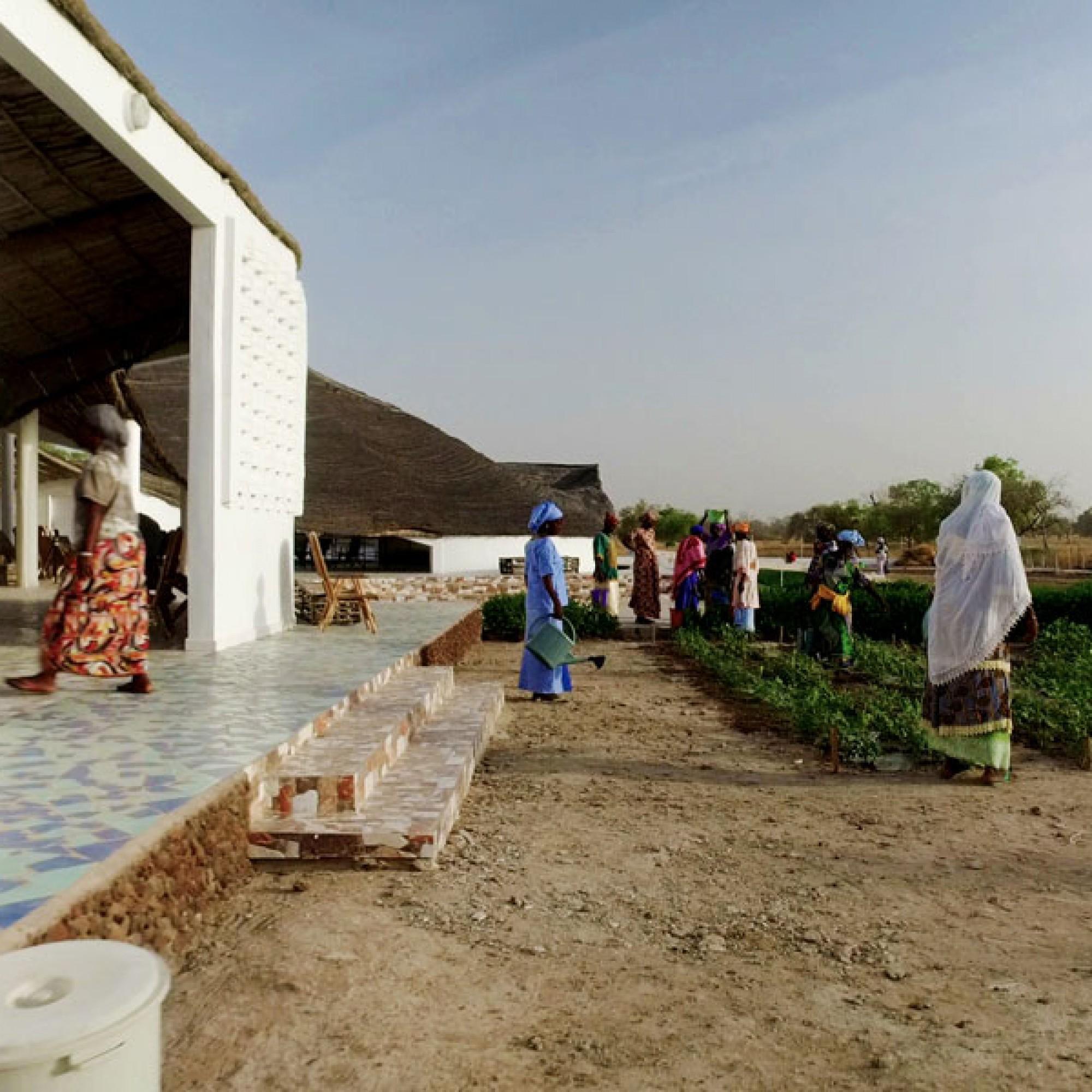 Künstler-Residenz und Kulturzentrum: Thread in Senegal (zvg)