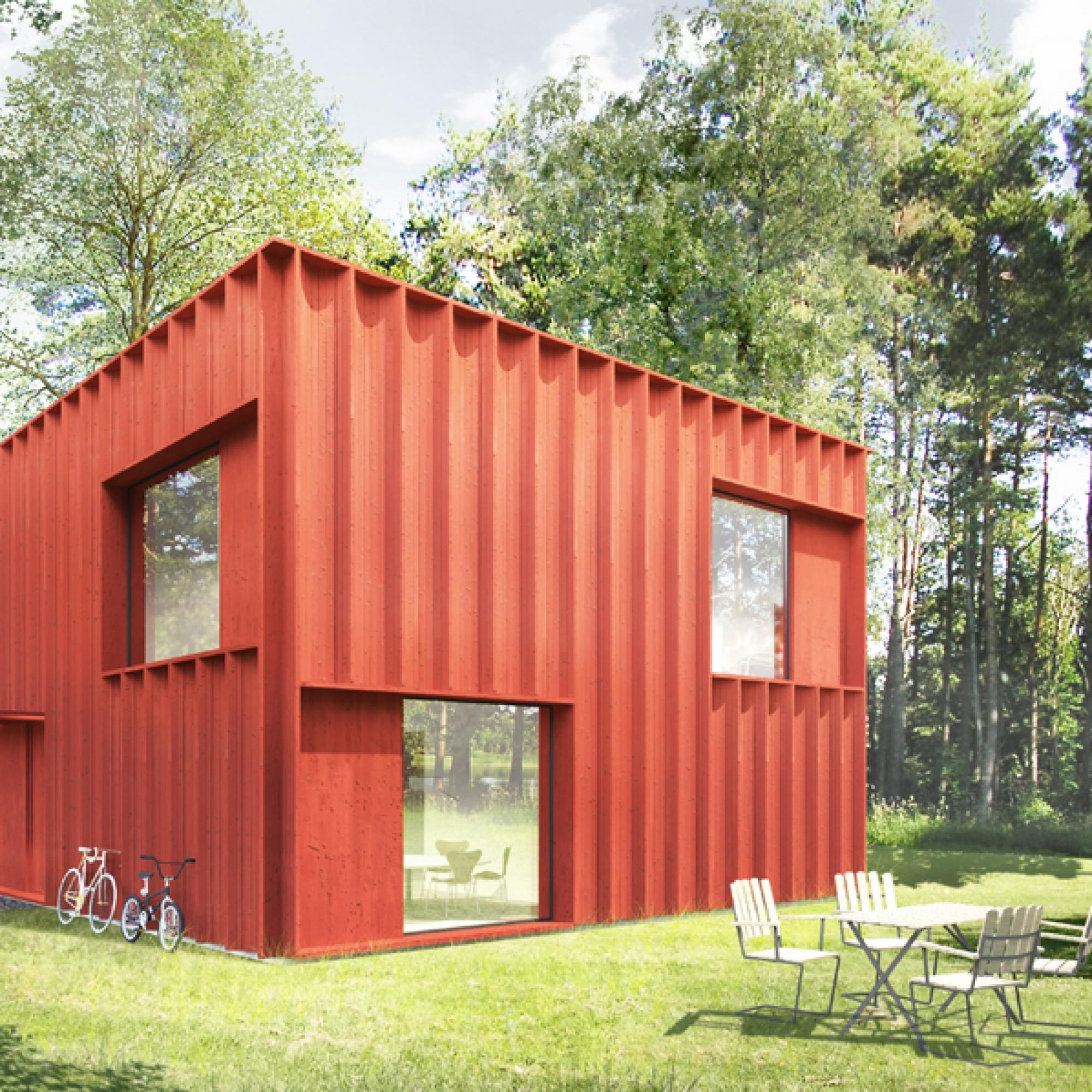 """Die Analyse von Klicks auf einem Immobilienportal lieferte die Basis für das """"Traumhaus"""". (Tham)"""