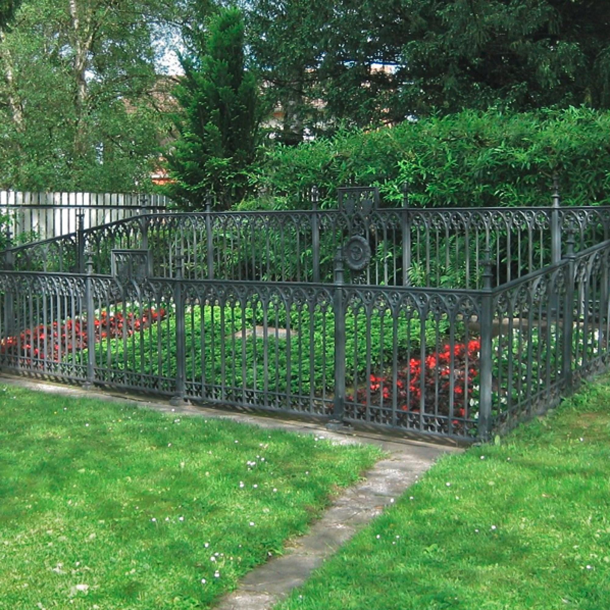 Ursprünglich befand sich das Grab nicht auf dem Friedhof Manegg sondern auf jenem in der Enge. (zvg)