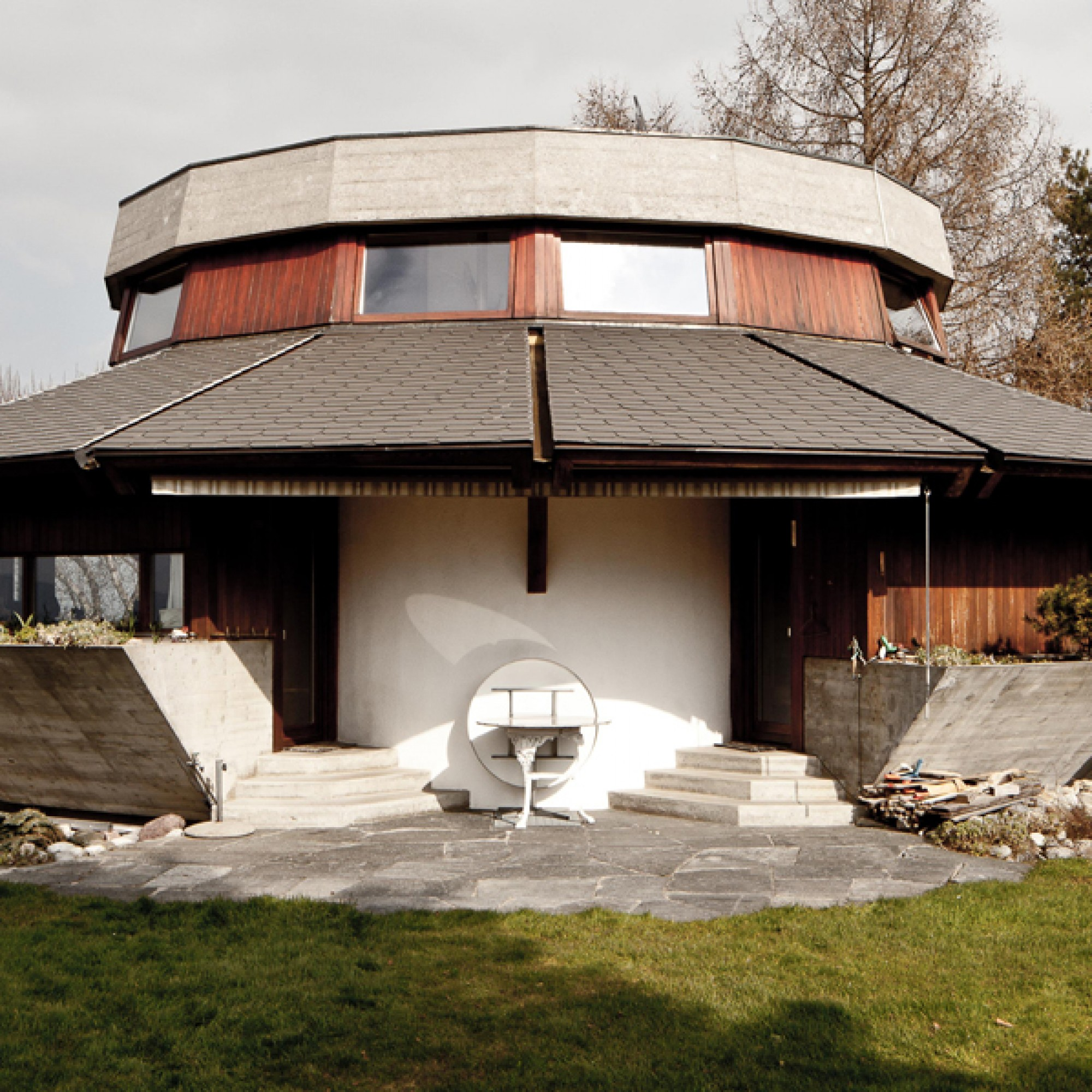 Haus Eggler, Schindellegi SZ, 1967–70  (Christian Kahl, 2016 / SAM)