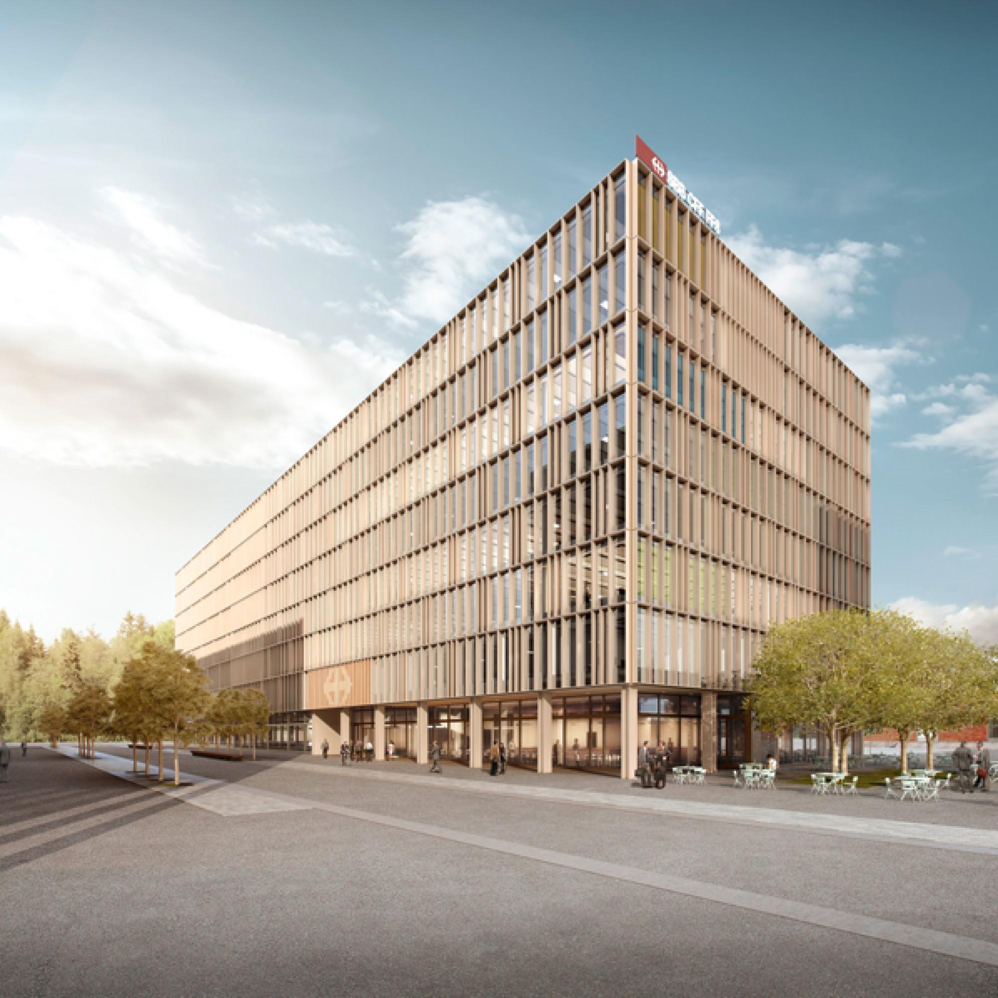 Künftig sollen alle IT-Büros im Raum Bern an einem Standort untergebracht werden. (zvg)