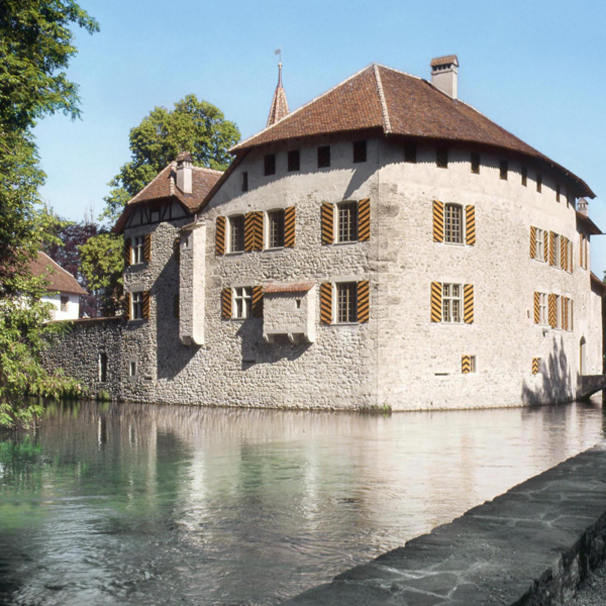 Schloss Hallwyl (Museum Aargau, Schloss Hallwyl)