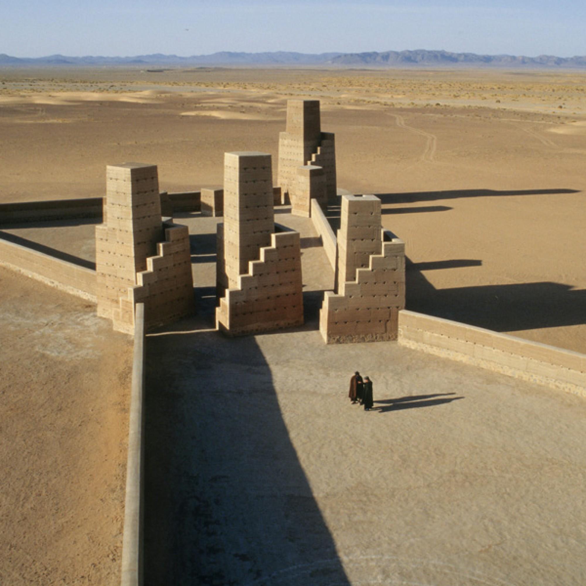 Himmelstreppe in Marokko. (Bilder zvg)