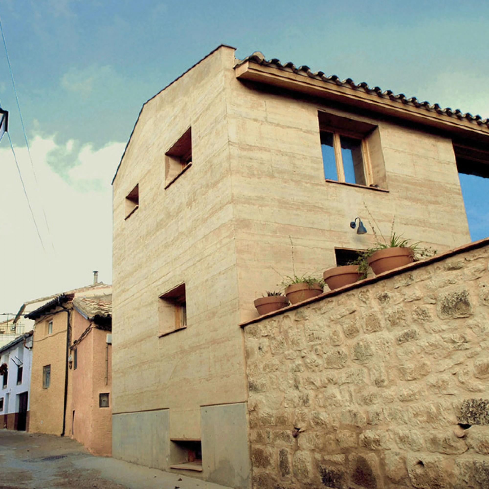 21th Century Vernacular House in Spanien