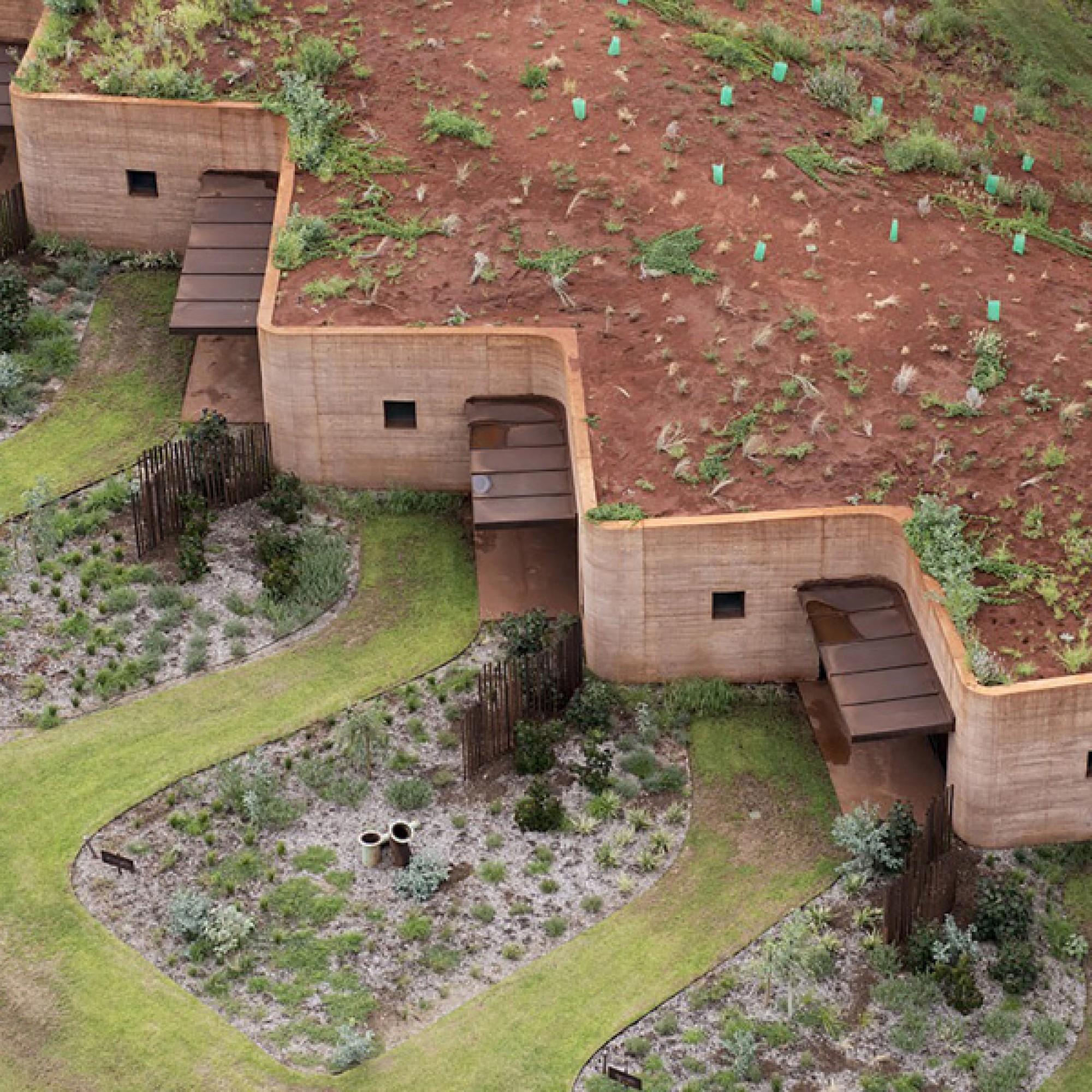 Great Wall of WA in Australien.