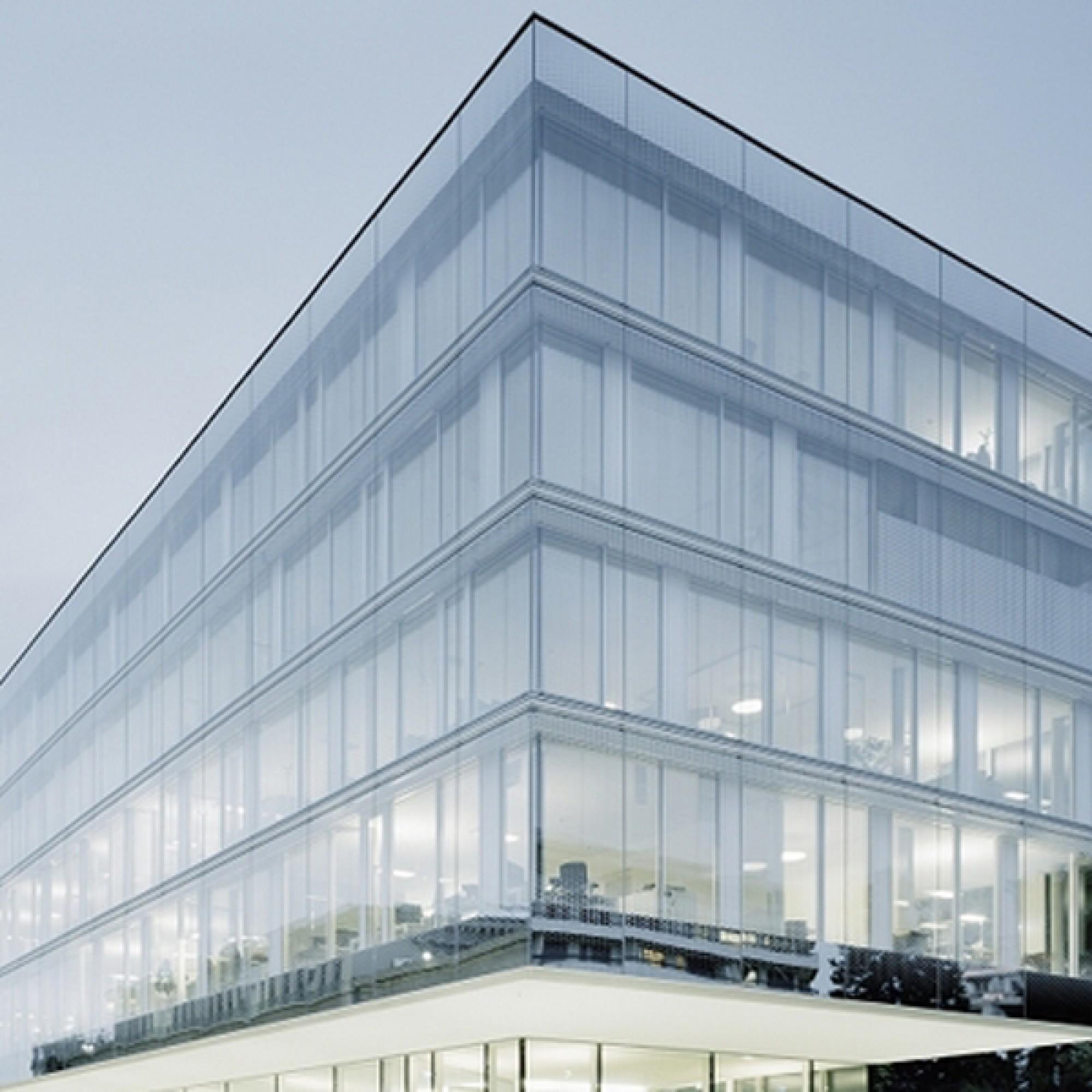 Speziell entwickeltes Fensterglas kann die Abschirmung elektromagnetischer Wellen verhindern (Glas Trösch)