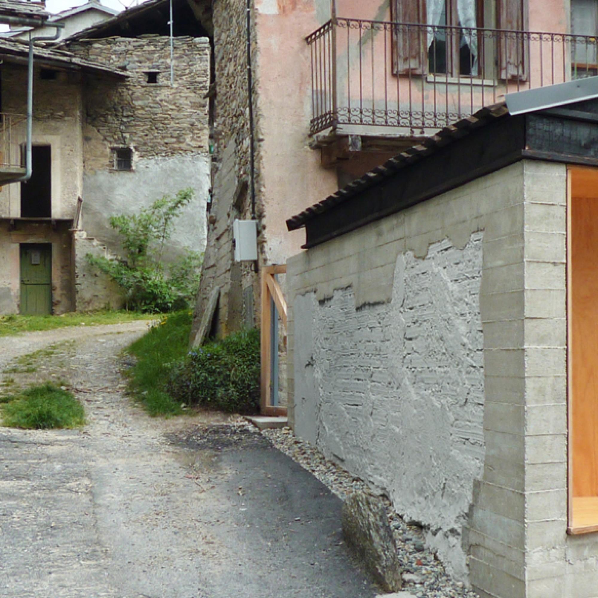 Einer der Preisträger 2015: Studio Errante (Turin) für einen dörflichen Cabanon in Paesana-Ghisola (Italien). (zvg)