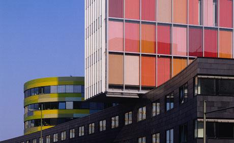 sauerbruch hutton architekten, Berlin