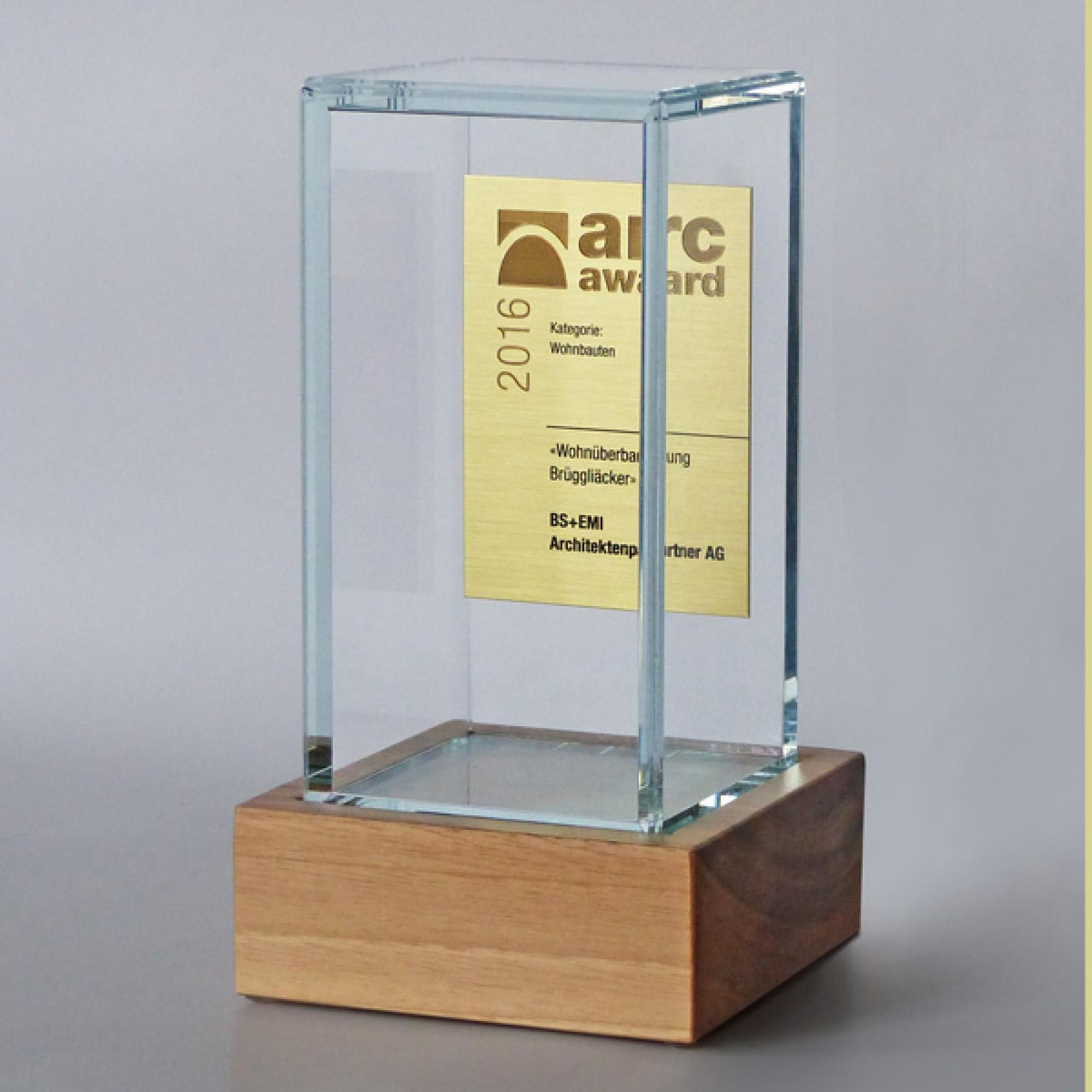 Der Arc-Award gehört zu den bestdotierten Auszeichnungen des Landes. (Bild: Daniel Blatti)
