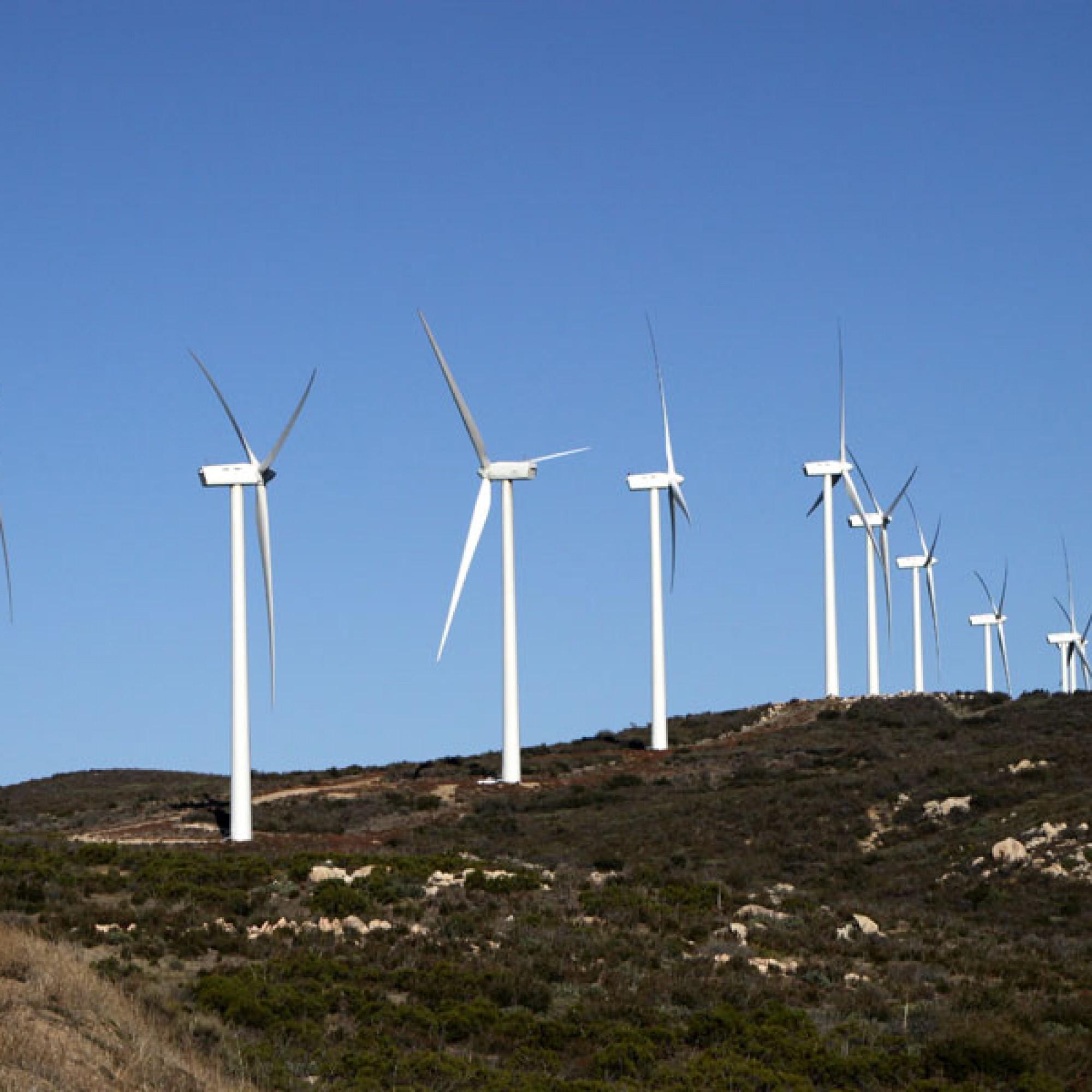 Windpark in den USA (Symbolbild, Bill Morrow, CC BY 2.0, flickr.com)