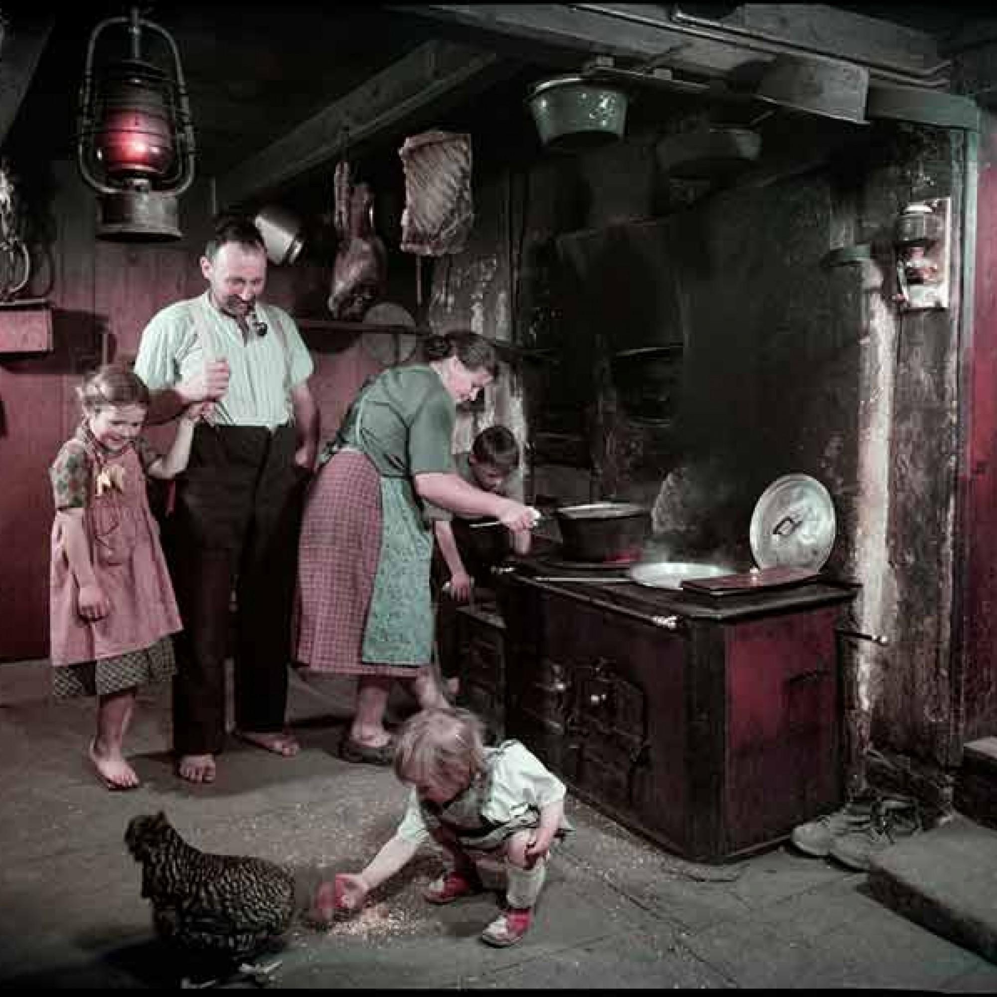 Peter Ammons Fotografien erzählen ganze Geschichten. (Peter Ammon, Schweizer Forum für Geschichte)
