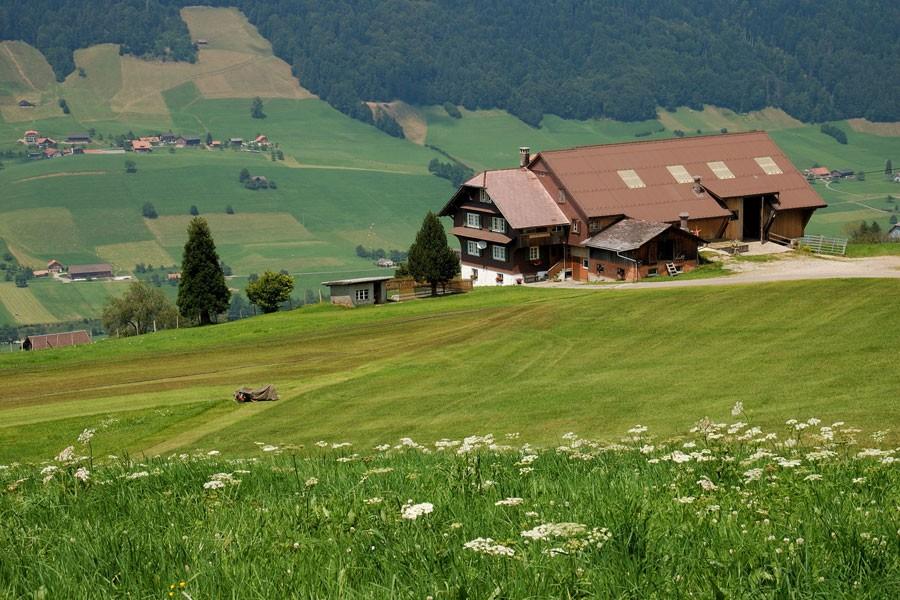 Bauernhaus im Entlebuch