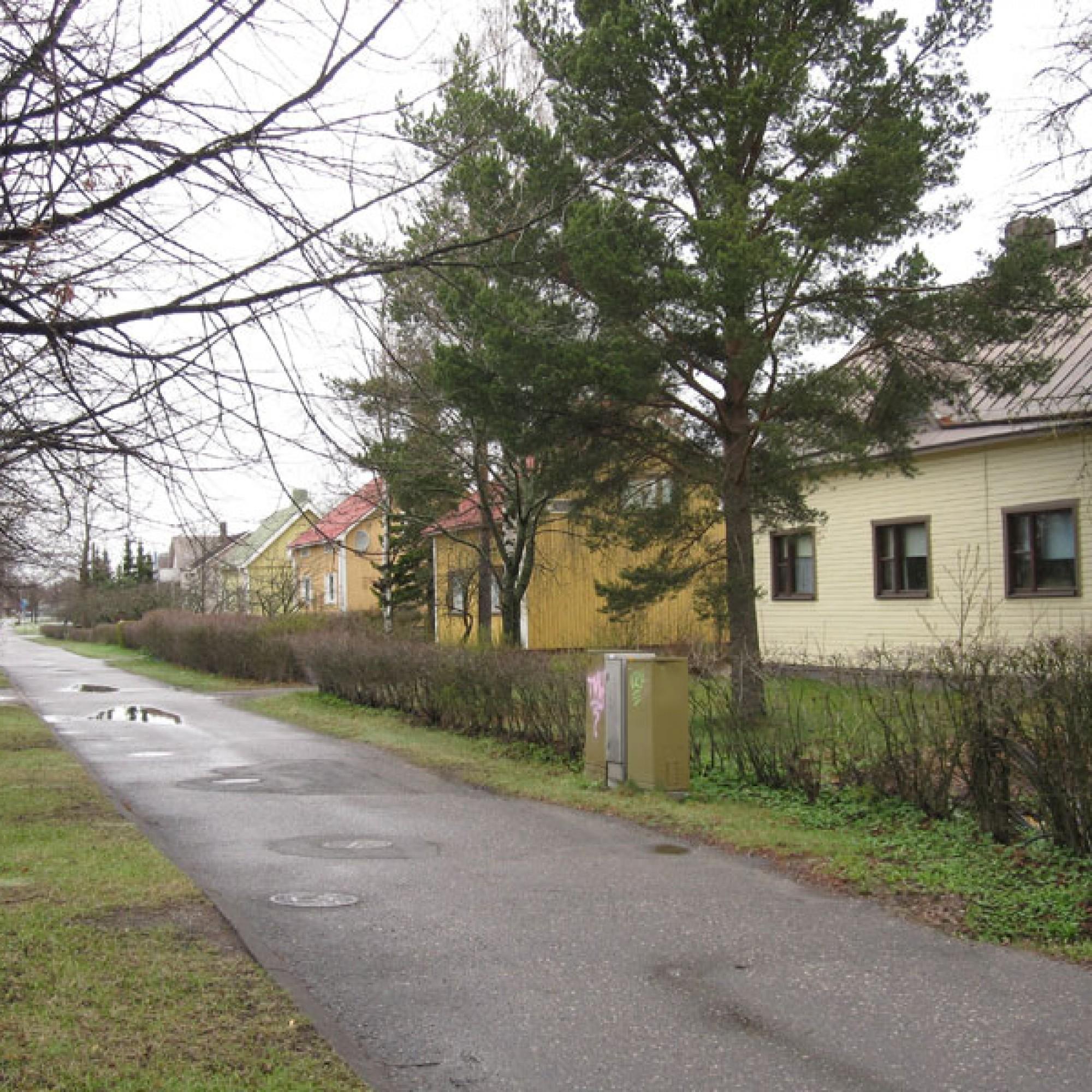 Einfamilienhaus-Quartier (Symbolbild, gemeinfrei, pixabay.com)