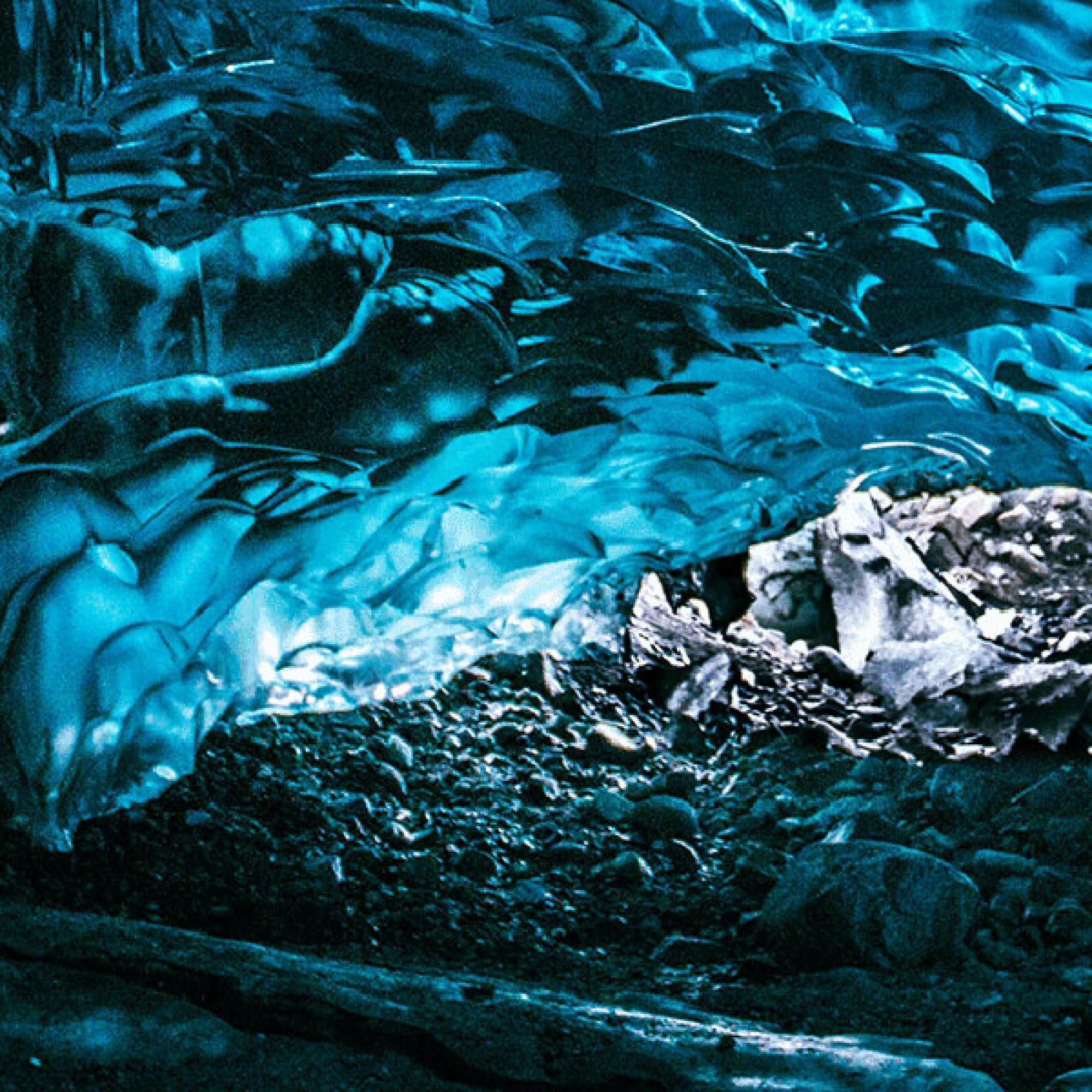 Gletschereis, Symbolbild (StockSnap, Pixabay, gemeinfrei)