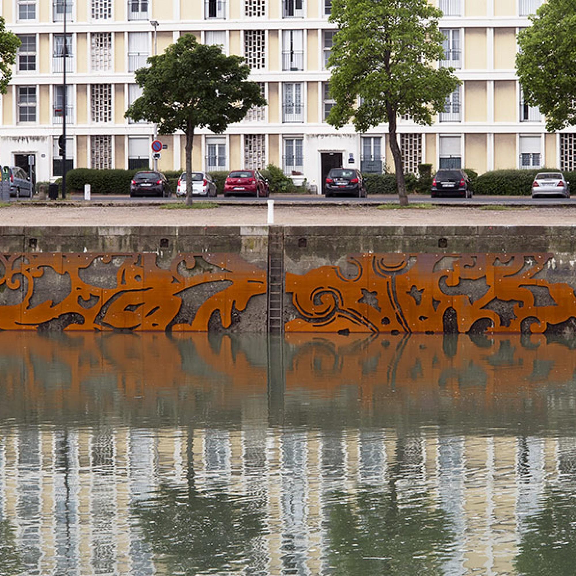 Im Laufe der Zeit sollen sie Algen und Muscheln ansetzen. (Studio Baptiste Debombourg & Galerie Patricia Dorfmann, Paris)