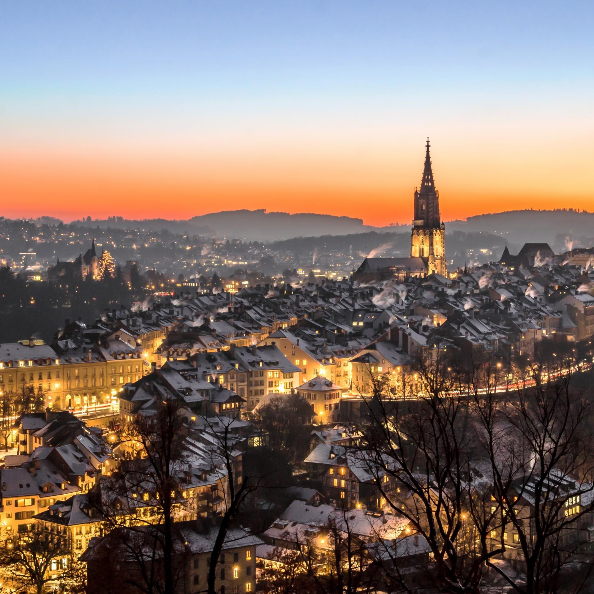 Bern, Symbolbild.