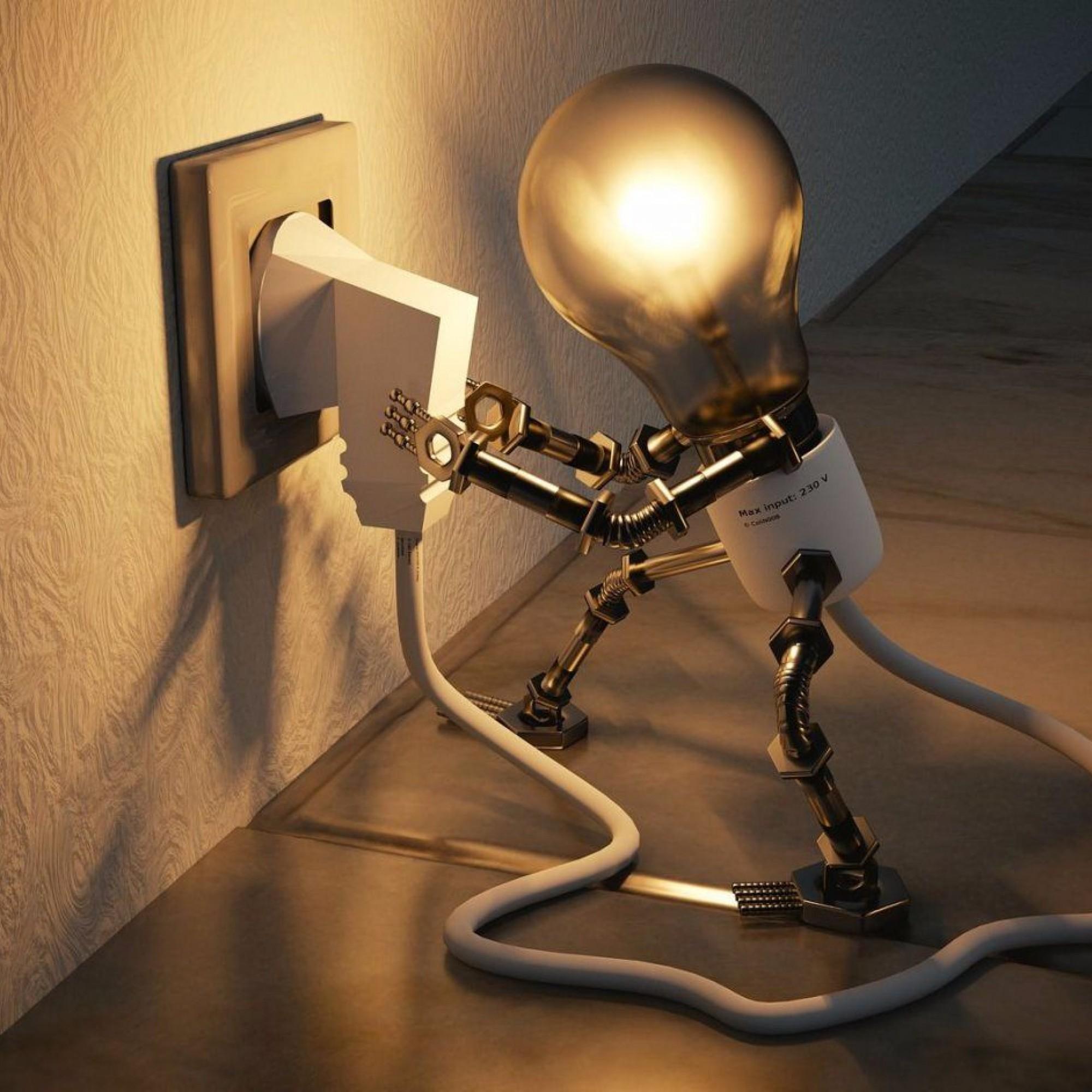 Trotz wachsender Wirtschaft und zunehmender Bevölkerung blieb der Stromverbrauch in der Schweiz nahezu stabil.