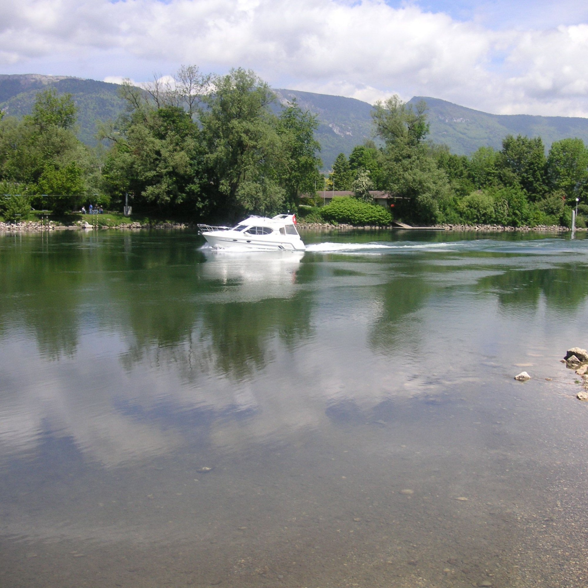 Aare bei Grenchen