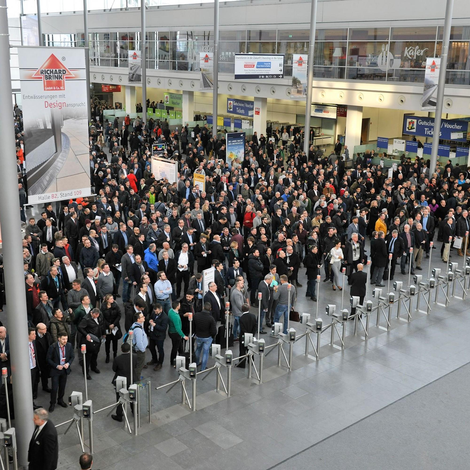 Die Veranstalter rechnen mit über 250 000 Besuchern