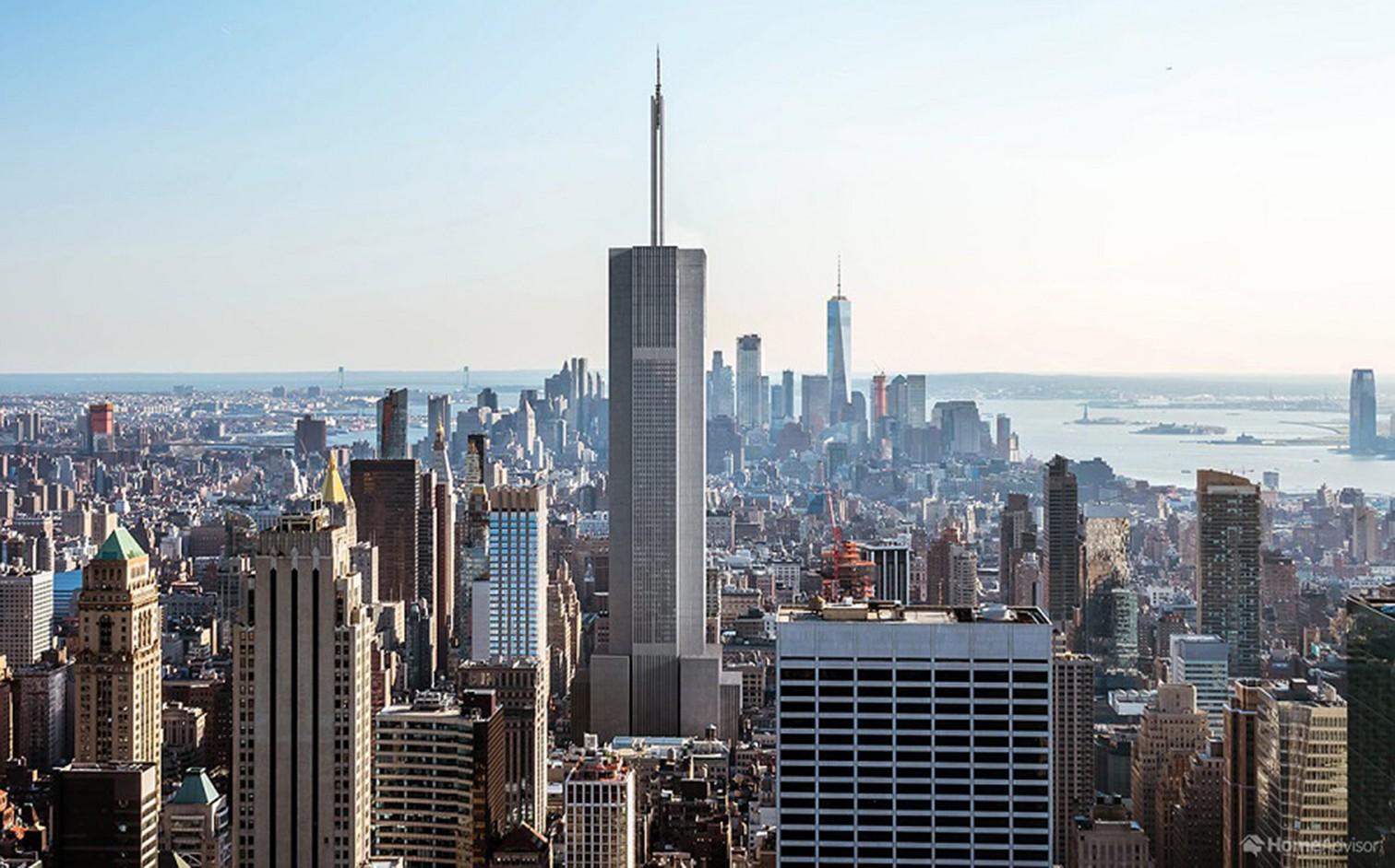 Das Empire State Building als brutalistisches Gebäude. Seit seiner Entstehung wurde der Brutalismus gleichermassen gefeiert und verflucht. Ab den 70ern waren die festungsartigen Betonmonolithen des Stils äusserst unpopulär.