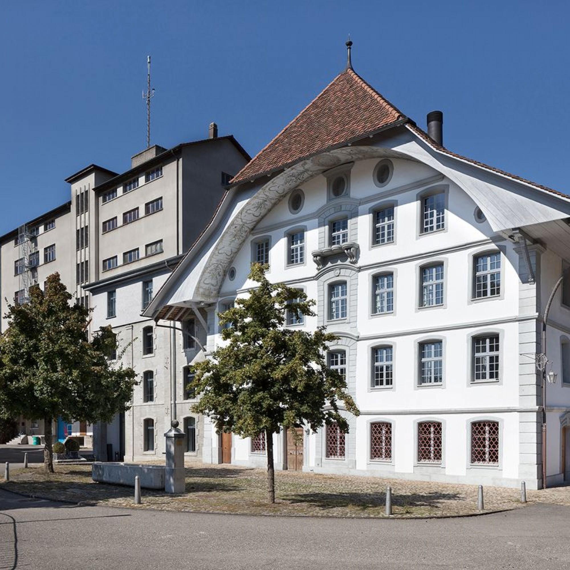 Das geschichtsträchtige Areal rund um die alte Mühle bietet Raum für künftige Entwicklungen in einem wertvollen baugeschichtlichen Umfeld.