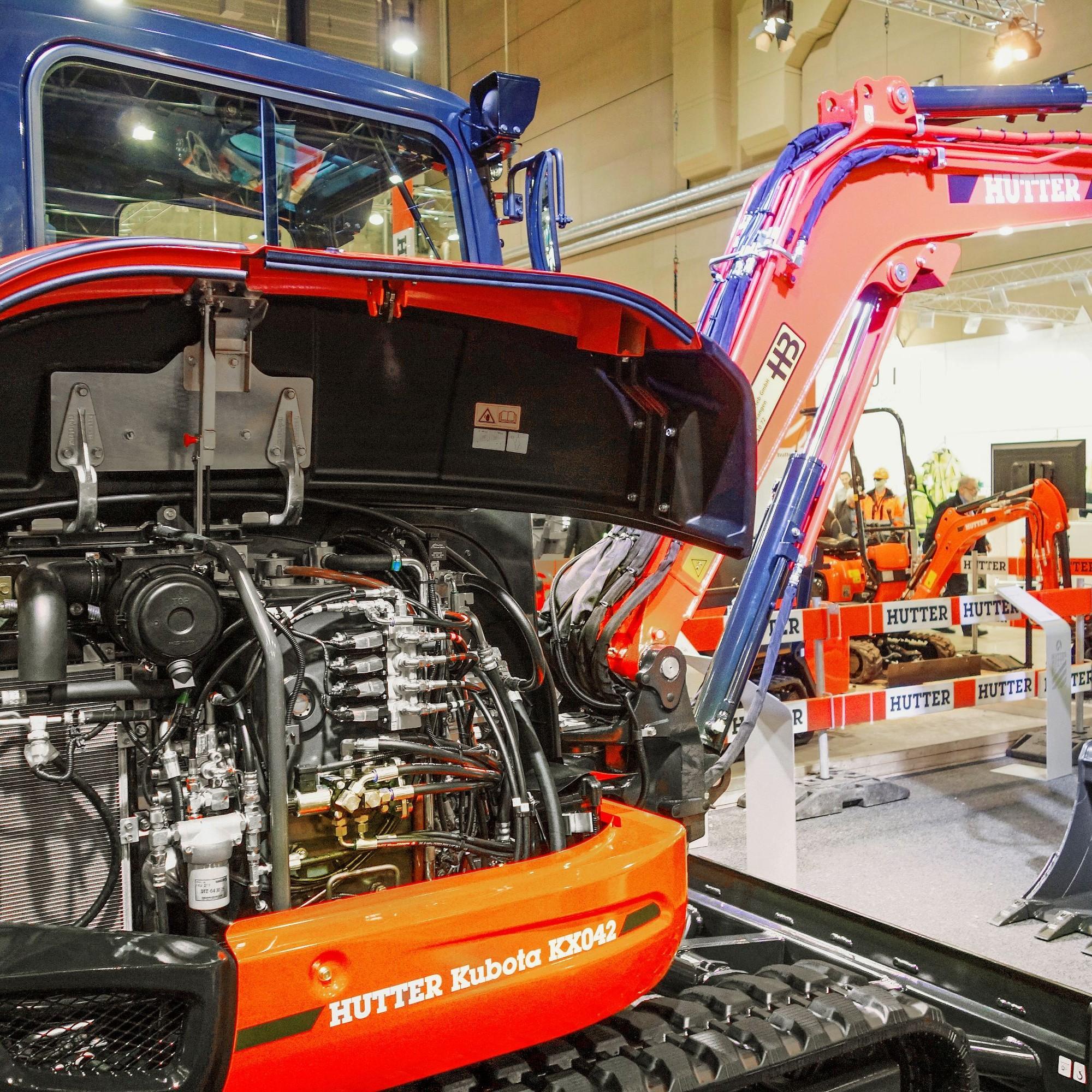 Die 19.Baumaschinen-Messe Baumag ist der Schweizer Treffpunkt für Hersteller und Händler von Baufahrzeugen und Baumaschinen...