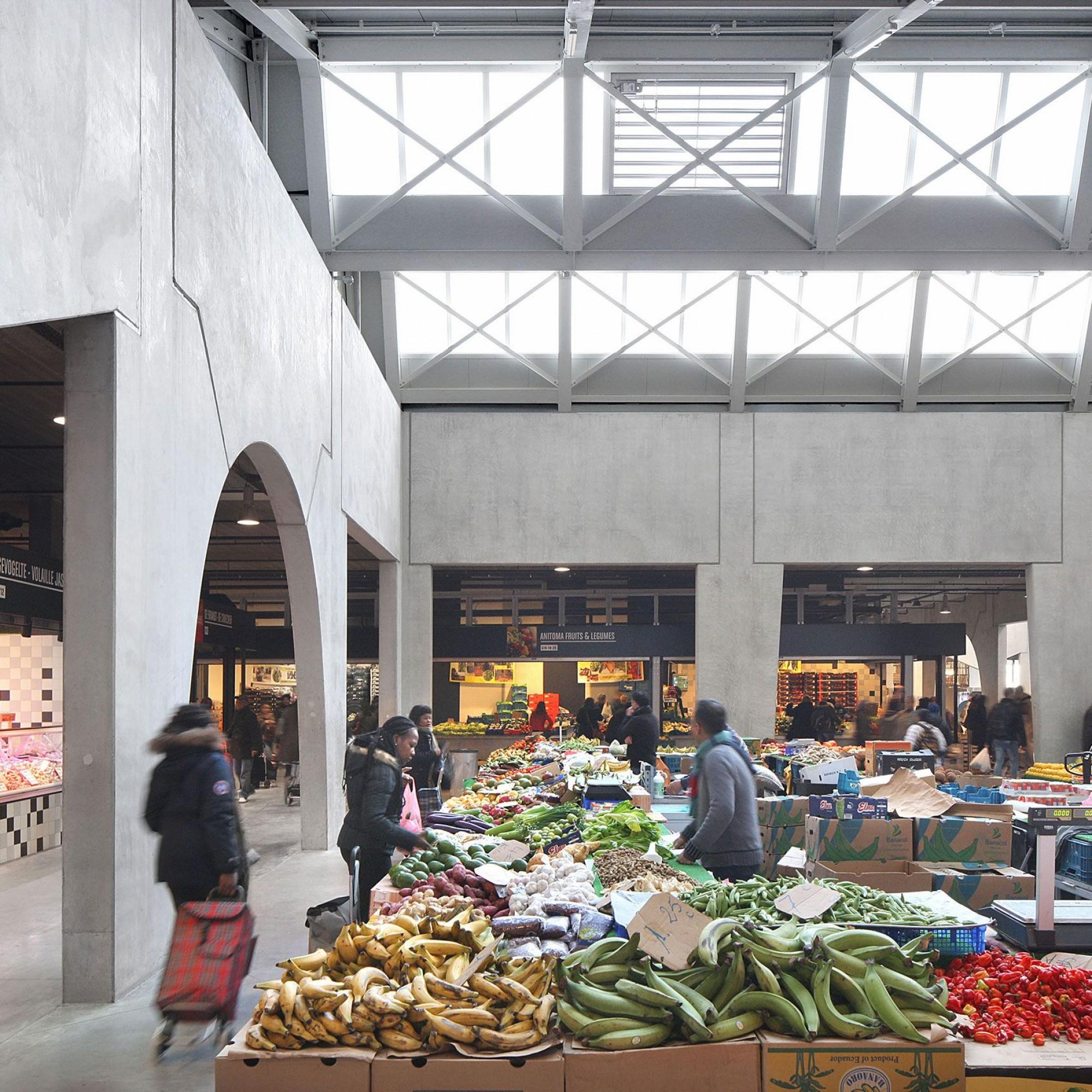 """Markthalle """"Foodmet"""""""
