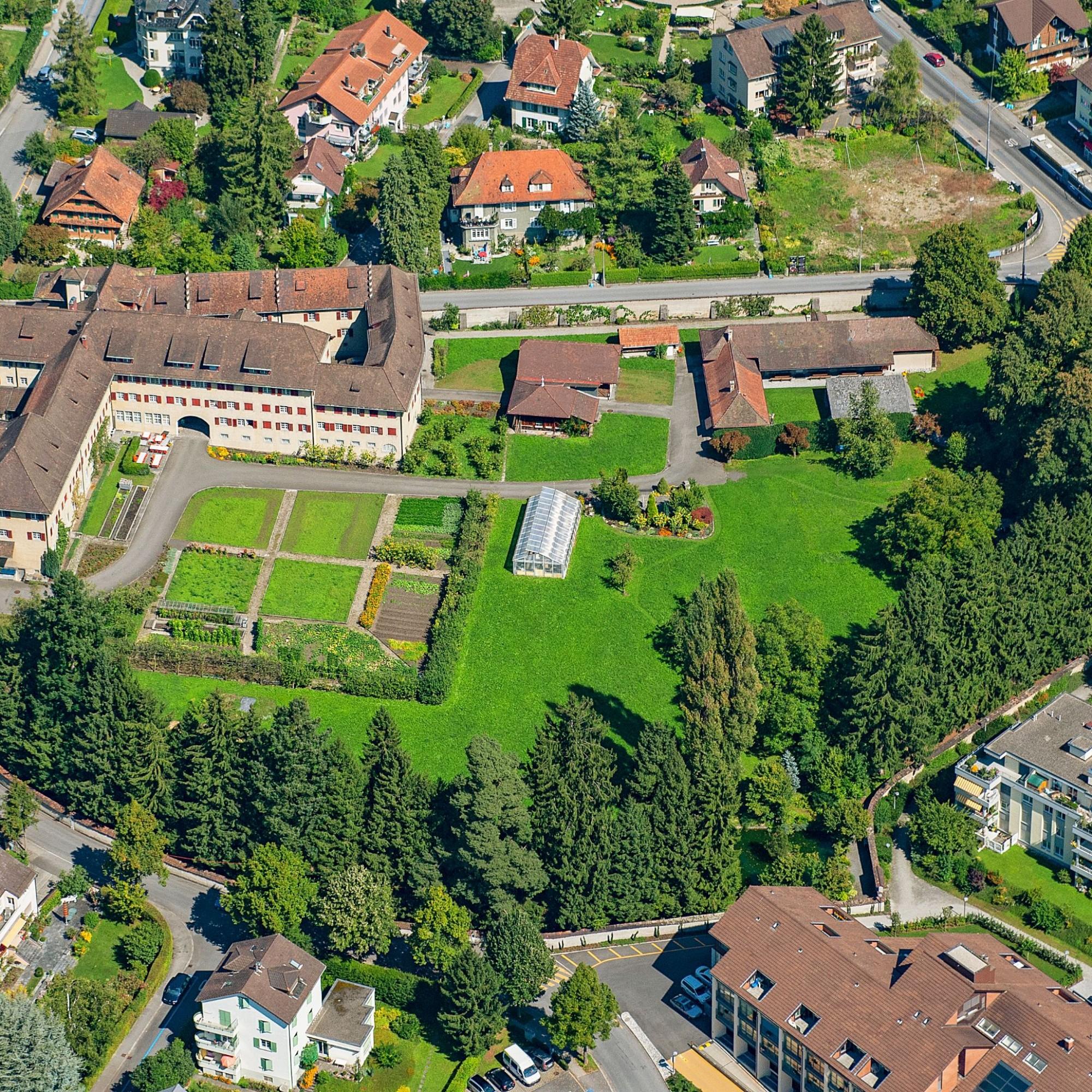 Das Kloster Wesemlin soll auf neue Bedürfnisse ausgerichtet werden.