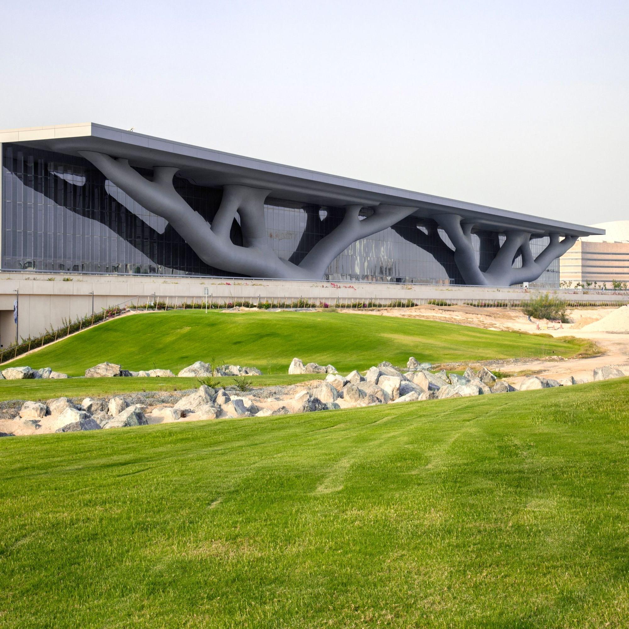 Qatar National Convention Center, Katar.