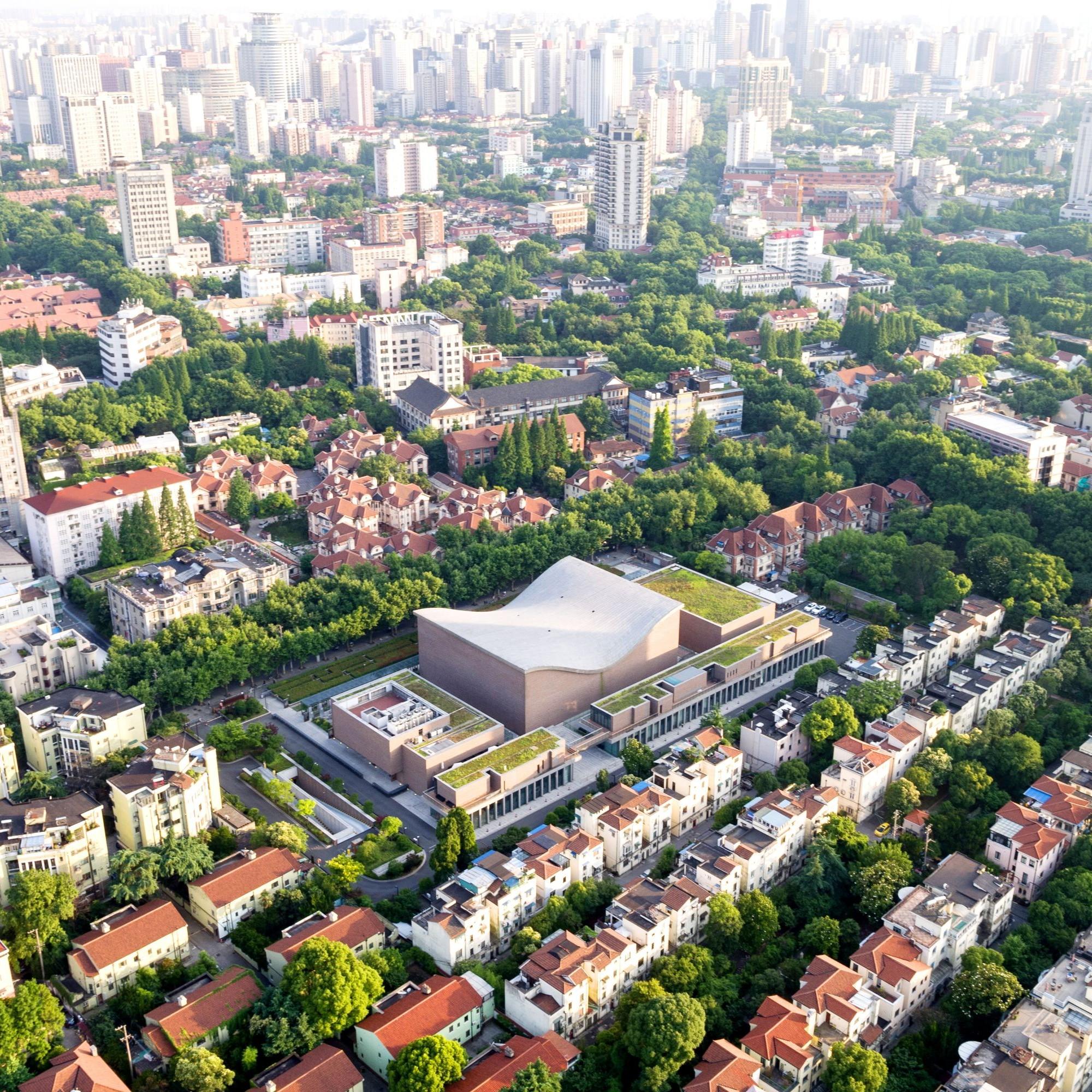 Shanghai Symphony Hall, Shanghai.