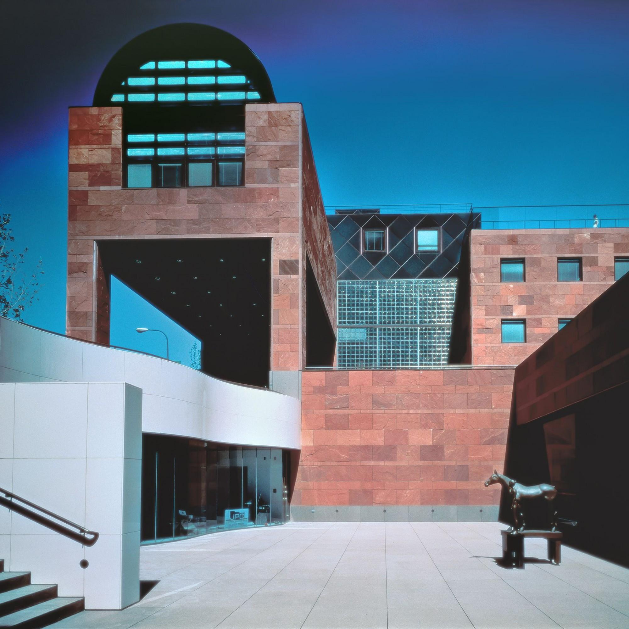 Museum of Contemporary Art,Los Angeles.