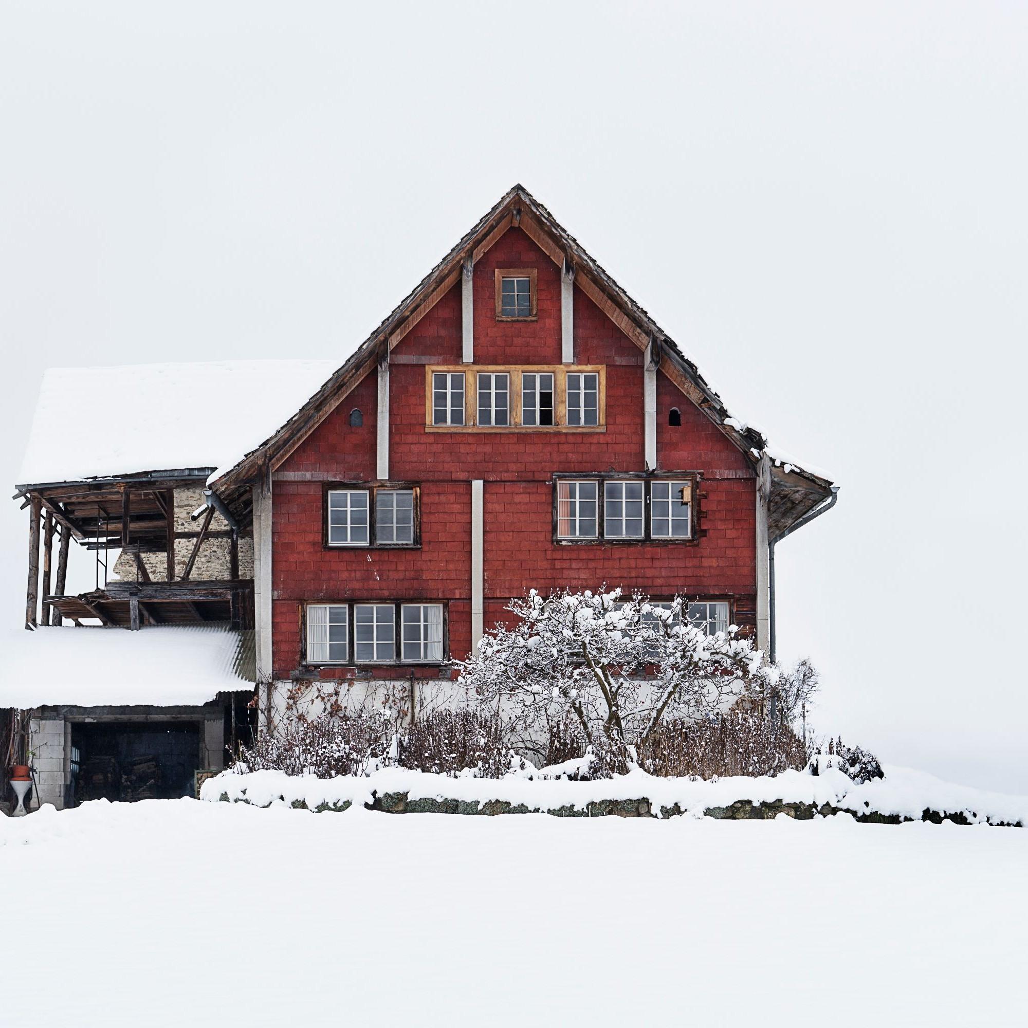 "Fotoserie ""Châlets of Switzerland"" von Fotograf Patrick Lambertz"