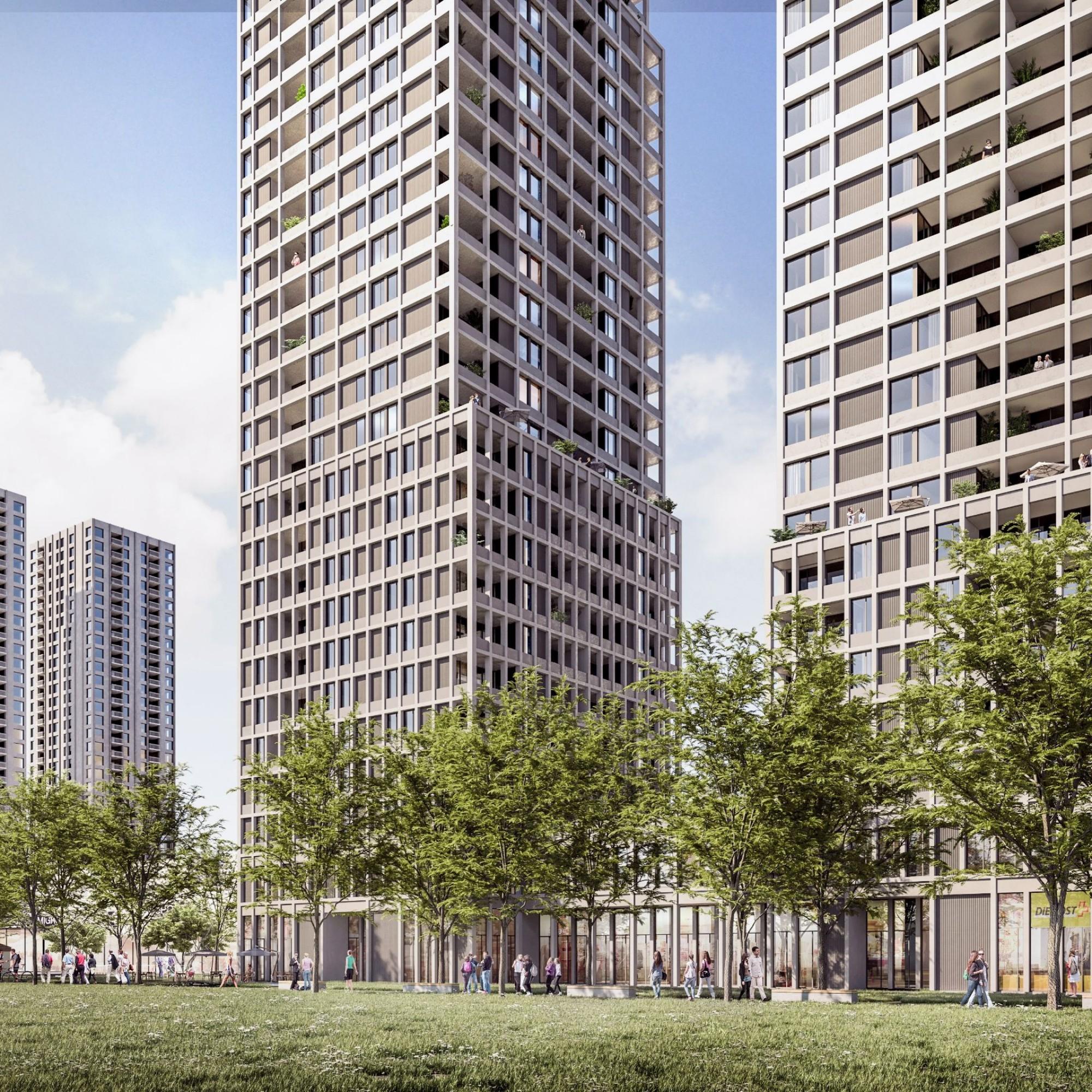 Das «Quartier Neumatt» wird das neueZentrum Spreitenbachs.
