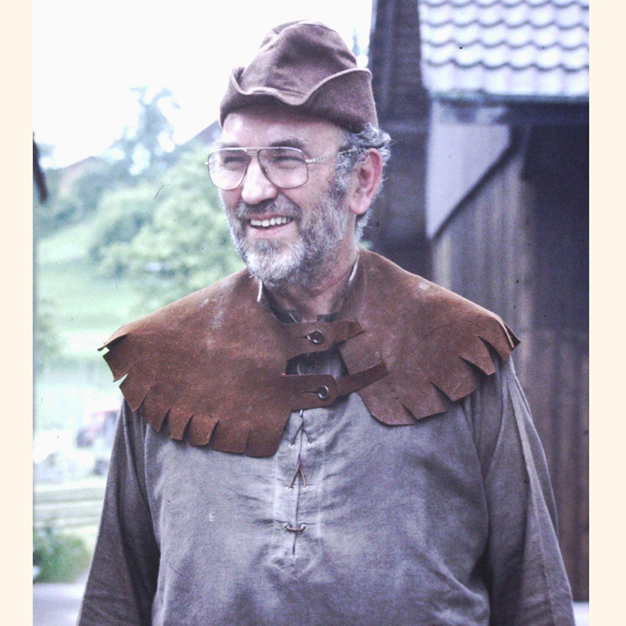 Rupert Josef Meier aus Bazenheid SG.