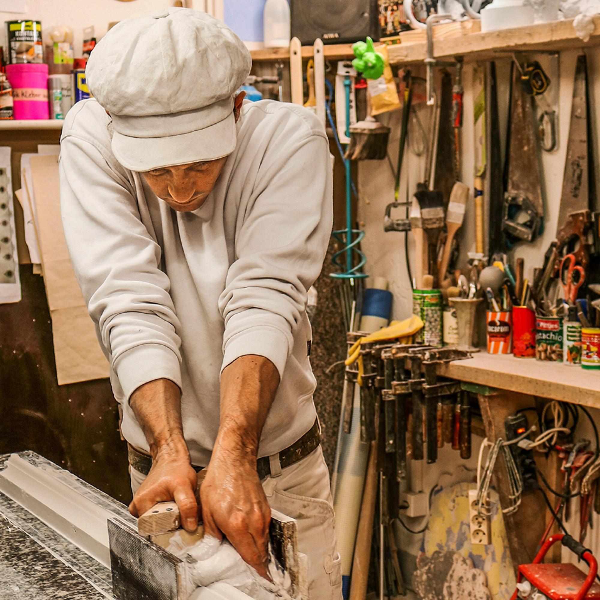 Mit welchen Produkten arbeiten Handwerkeram liebsten? Die Resultate einer erstmalsdurchgeführten Verarbeiterbefragung zeigen es.