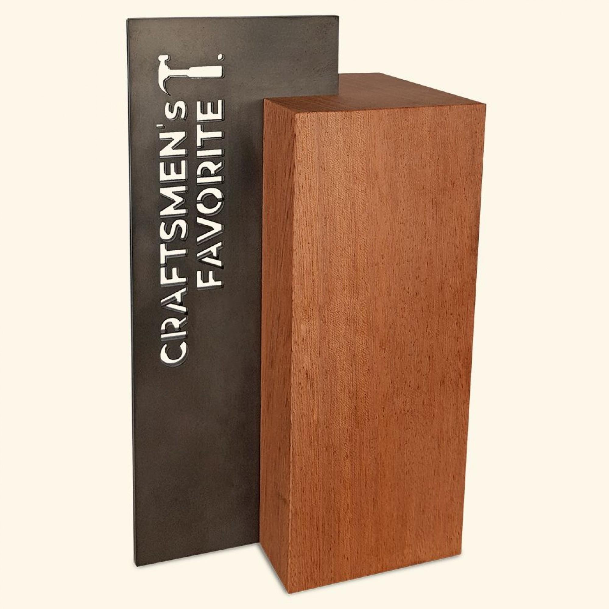 16 Kategoriensieger erhielten je eine der begehrten «Craftsmen's Favorite»-Trophäen.