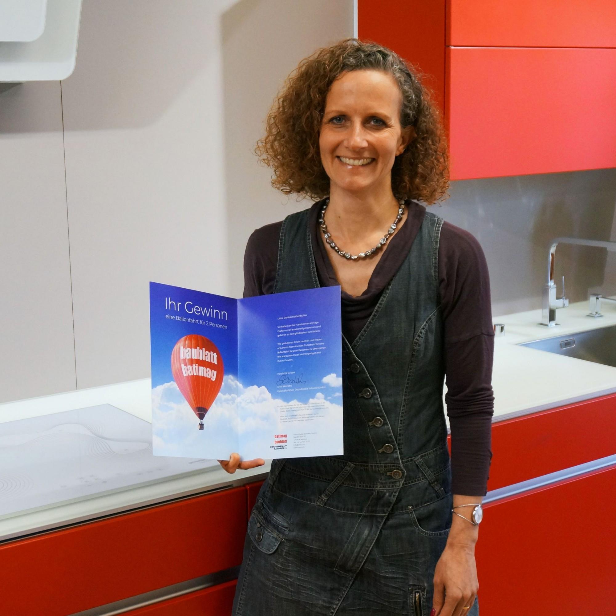 Daniela Rothenbühler,SchreinereiJürg Rothenbühler GmbH