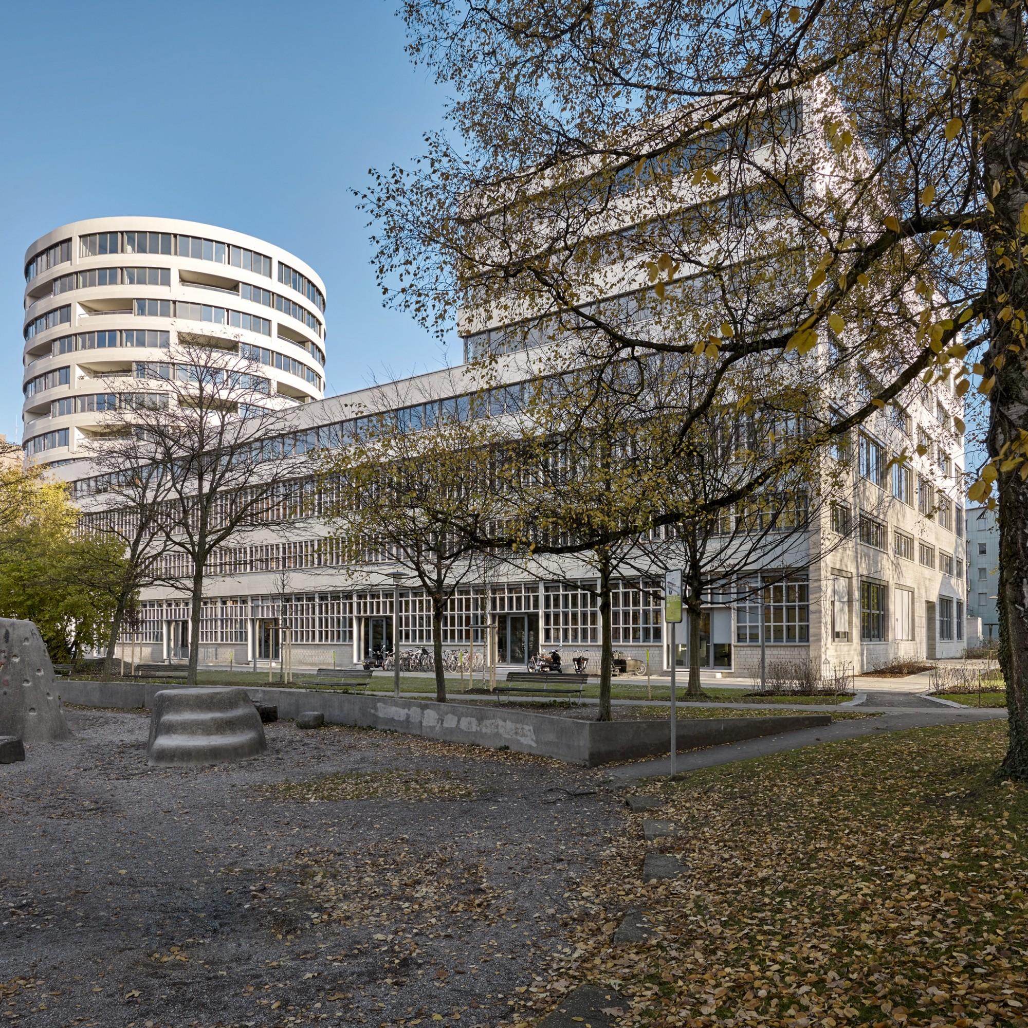 Sieger der Kategorie 1 Hochbau:Schlotterbeck Areal, Zürich von Dr. Lüchinger+Meyer Bauingenieure AG.