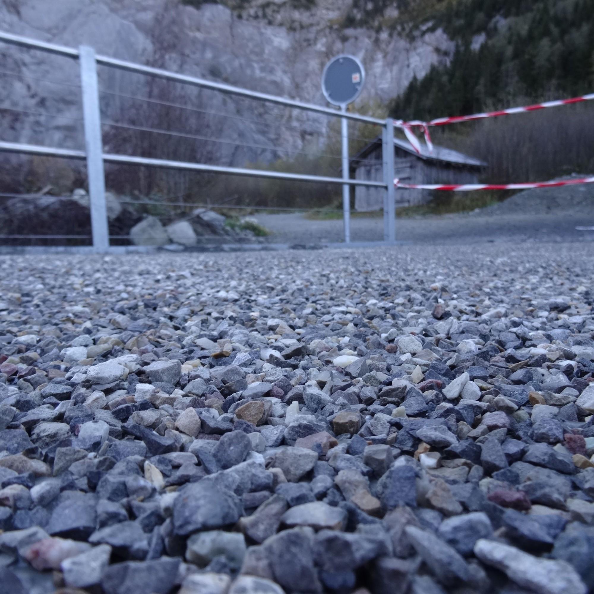 Sieger der Kategorie 5 Young Professionals: Gletschersandbrücke vonMarc-André Berchtold.