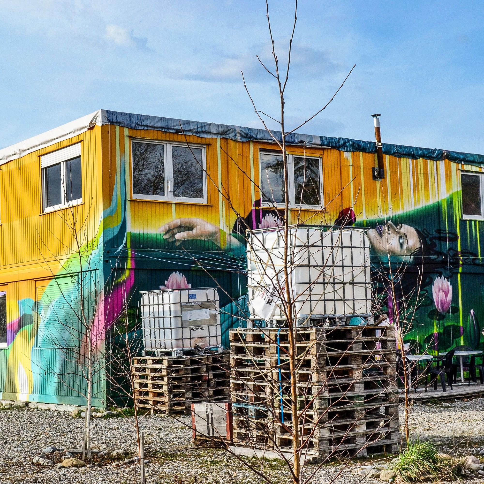 Zürich-Nord: Quartiertreffpunkt Wunderkammer