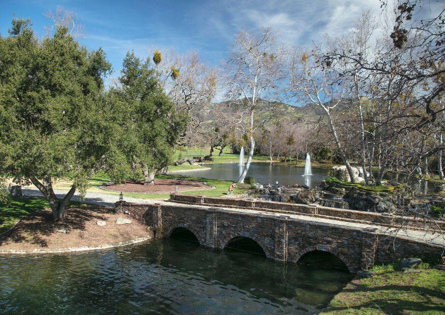Die ehemalige Neverland-Ranch von Michael Jackson steht immer noch zum Verkauf, mittlerweile zu einem Schnäppchenpreis.