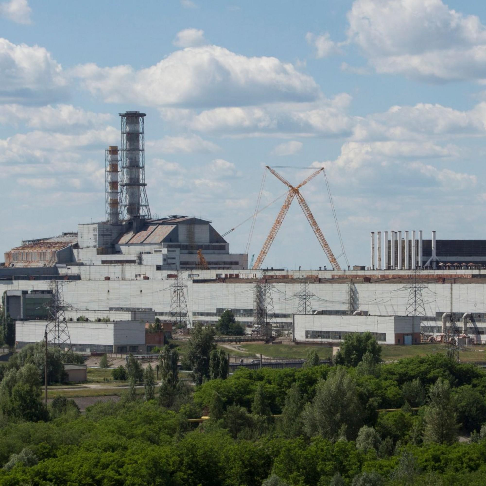 Atomkraftwerk prypjat