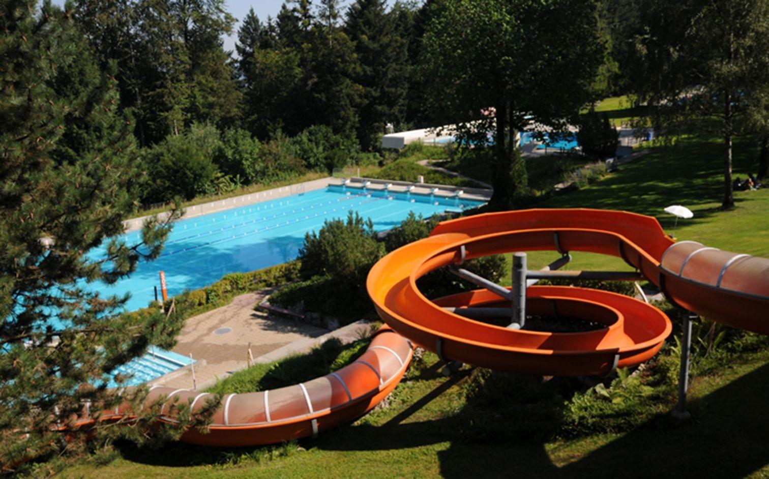 Waldschwimmbad Zimmeregg Luzern
